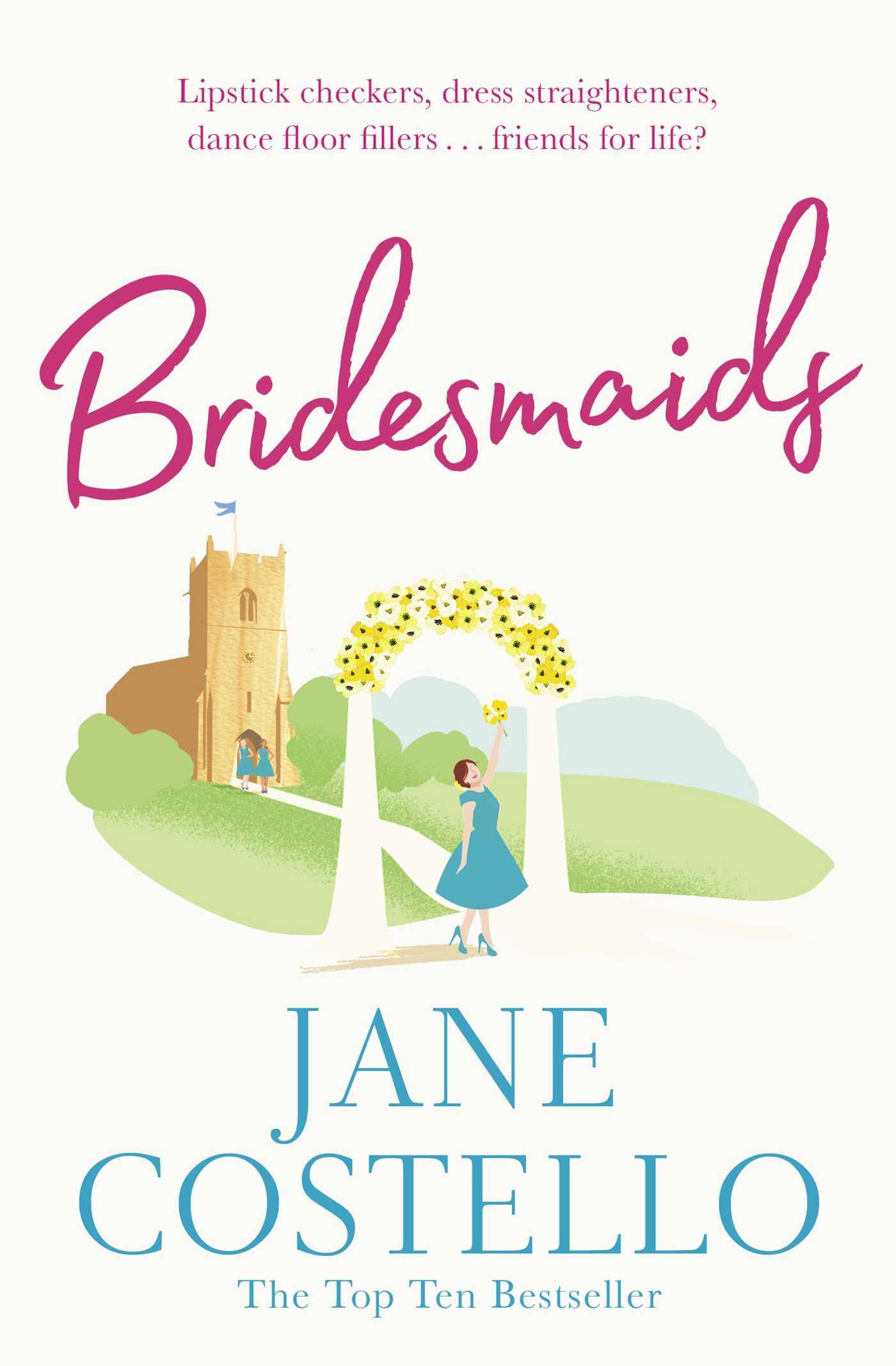 Bridesmaids 9781471176197 hr
