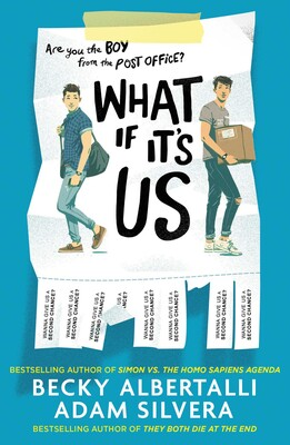 Image result for what if it's us book cover