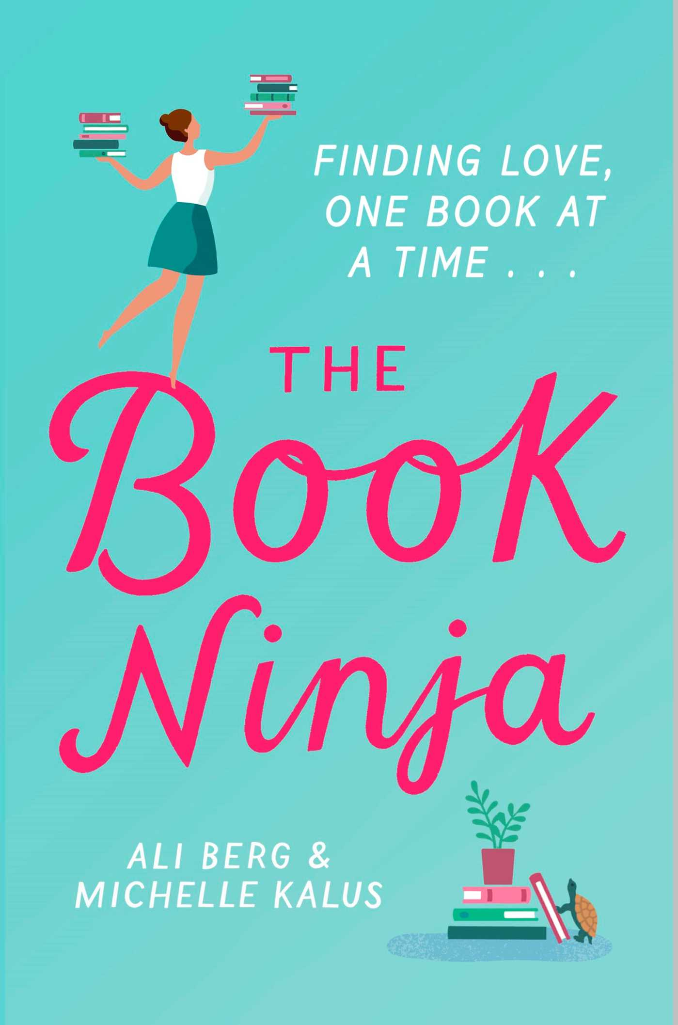 The book ninja 9781471177156 hr