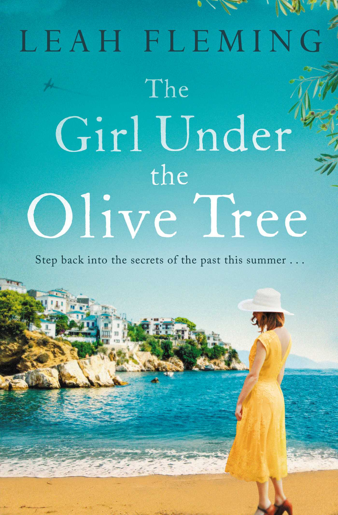 The girl under the olive tree 9781471178580 hr