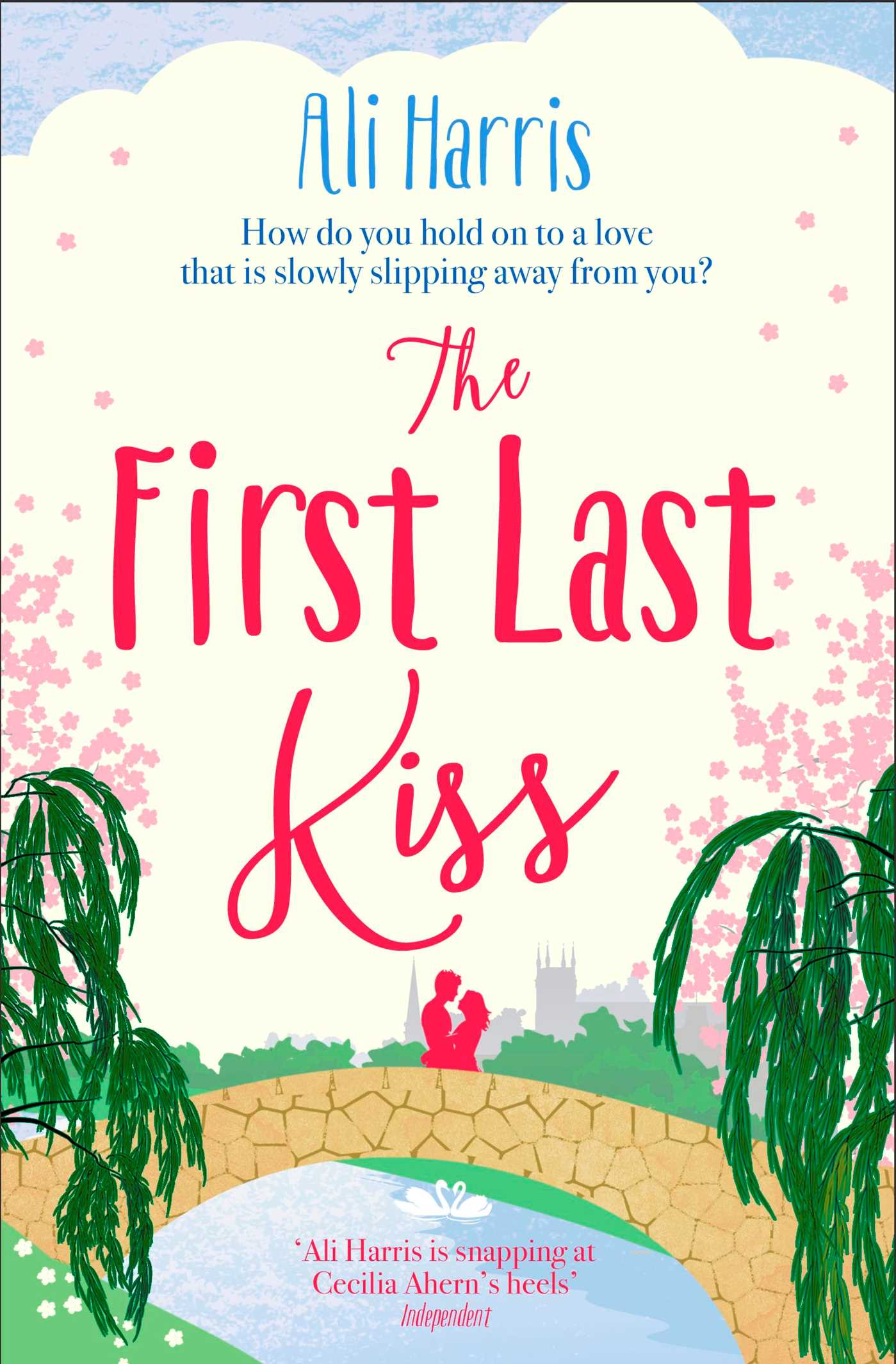 The first last kiss 9781471178597 hr