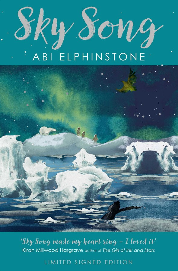 Sky Song Book By Abi Elphinstone Official Publisher Page Simon