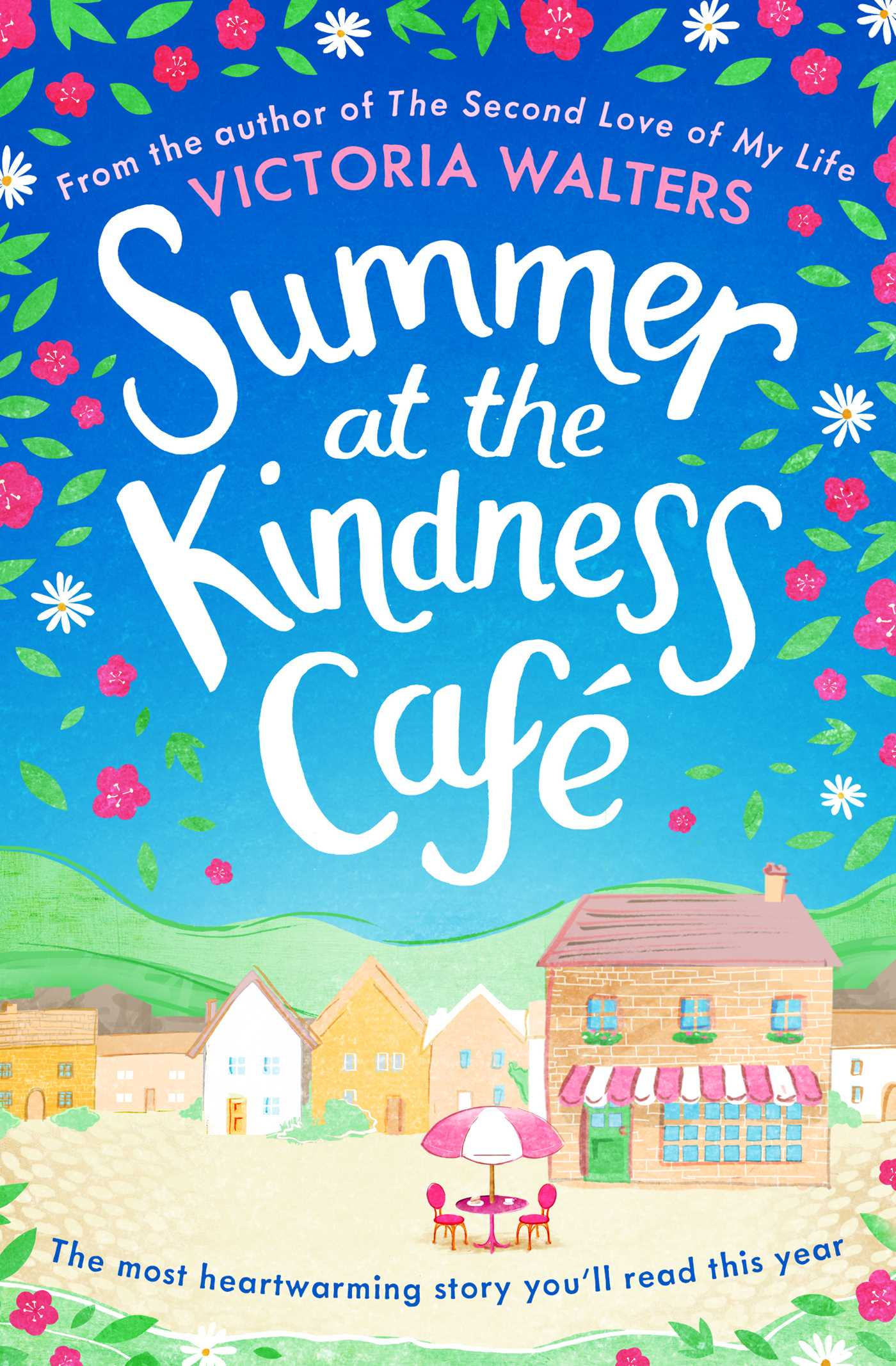 Summer at the kindness cafe 9781471181177 hr