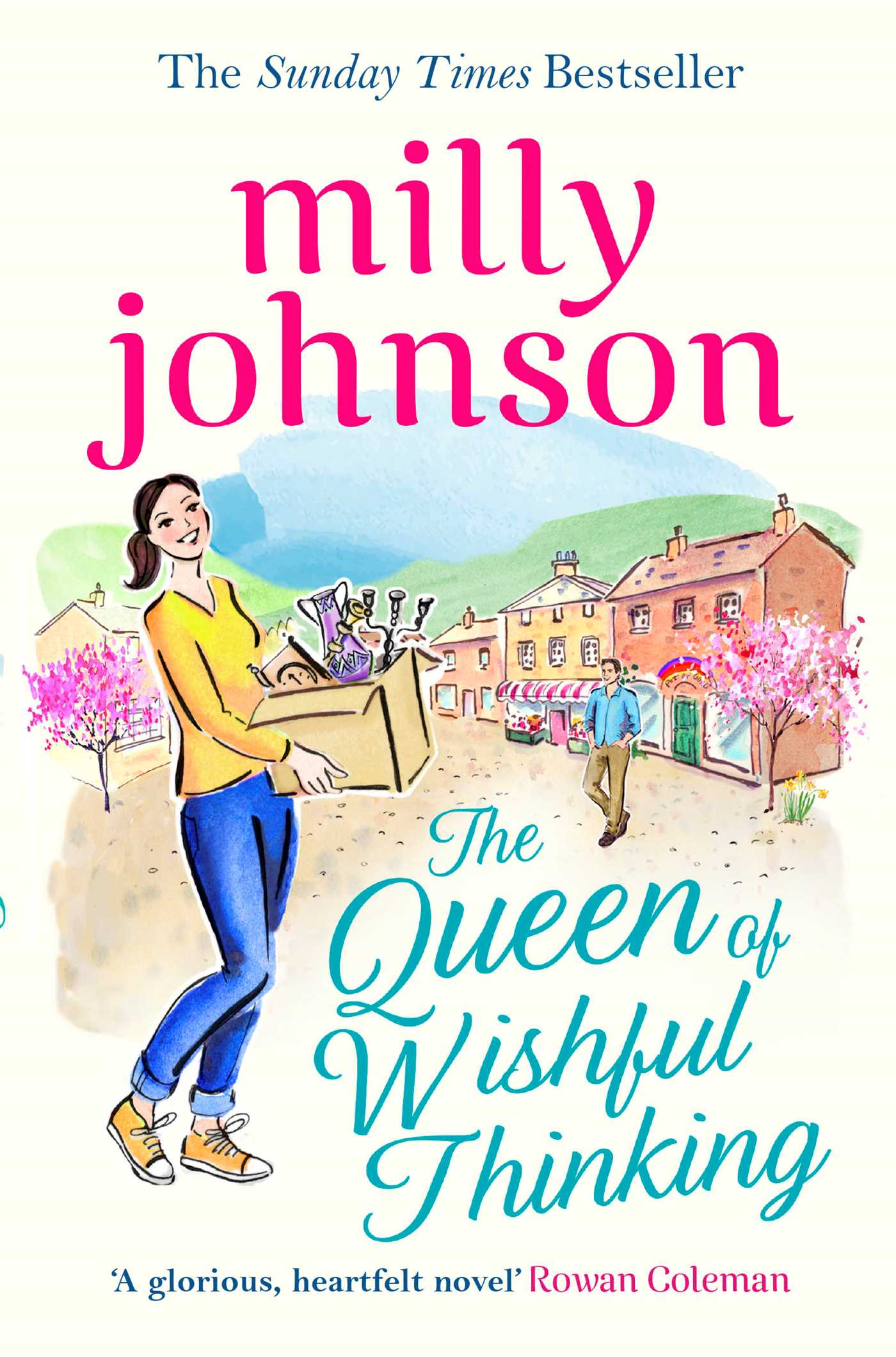 The queen of wishful thinking 9781471181450 hr