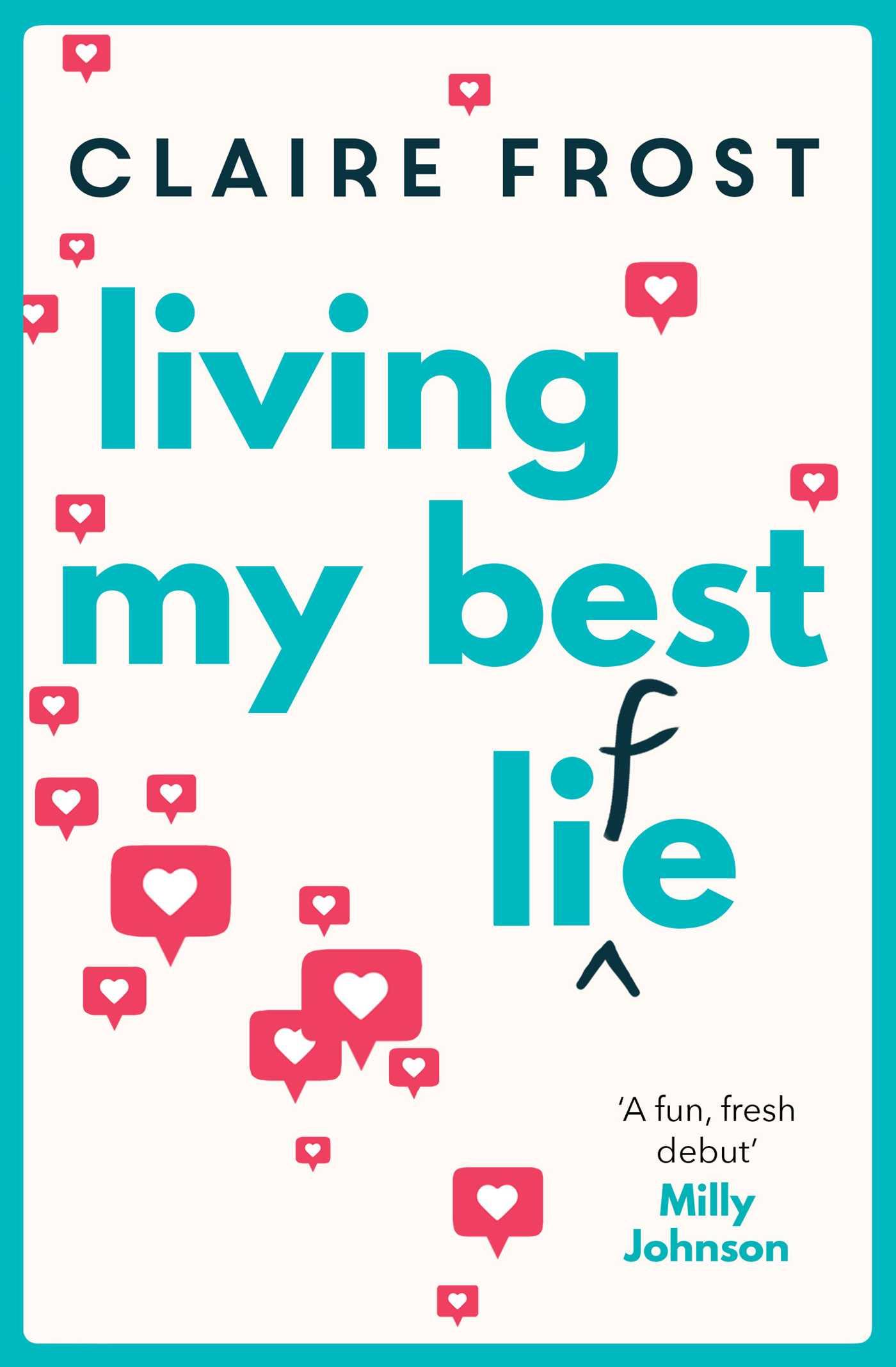 Living my best life 9781471181511 hr