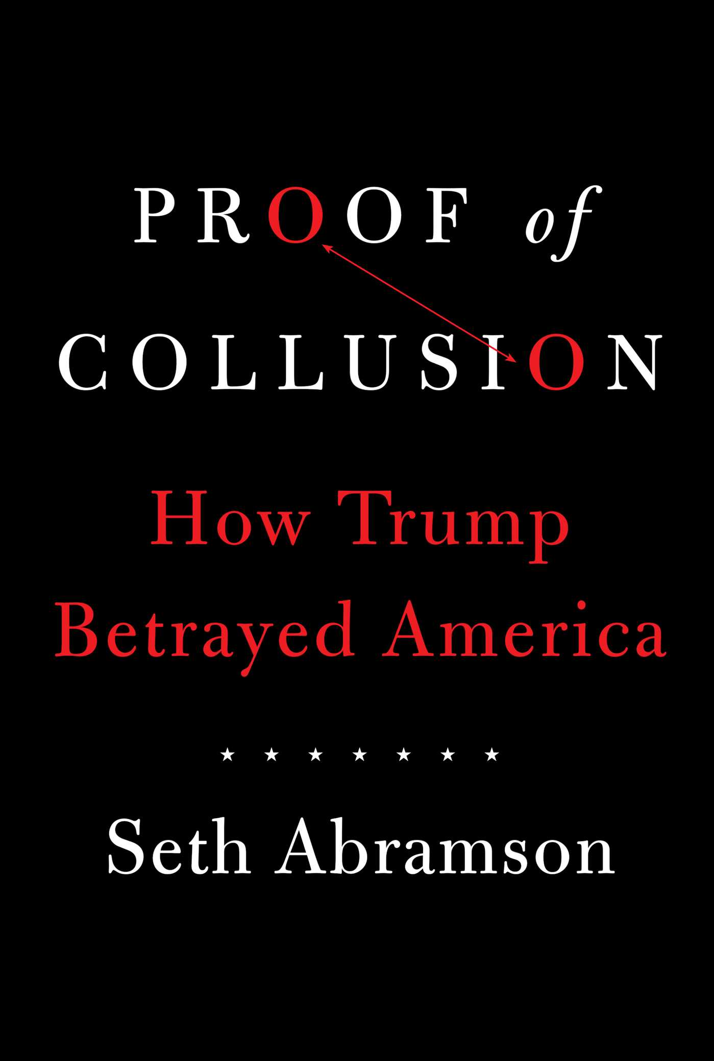 Proof of collusion 9781471182402 hr