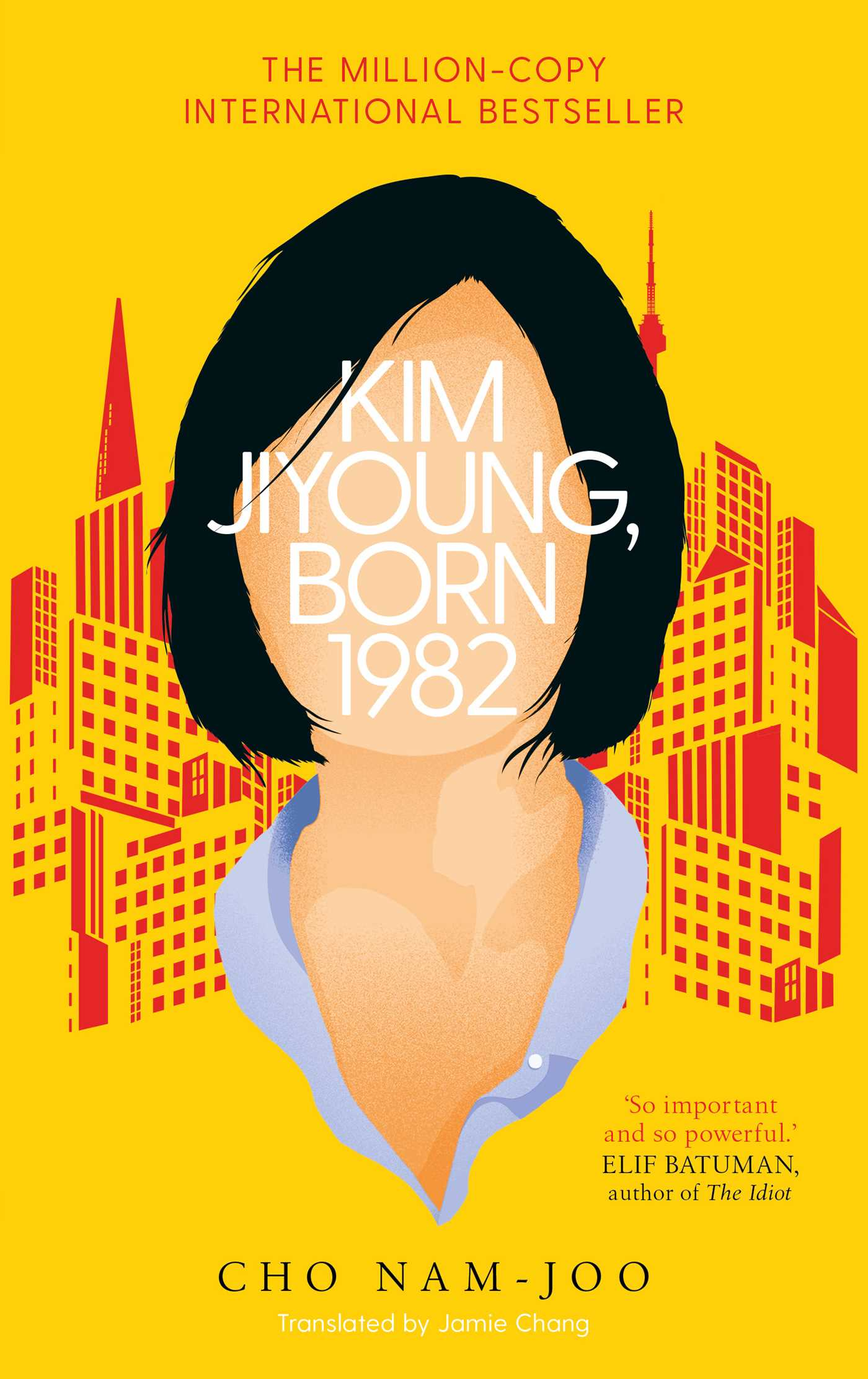 Kim Jiyoung, Born 1982 | Book by Cho Nam-Joo, Jamie Chang | Official  Publisher Page | Simon & Schuster AU