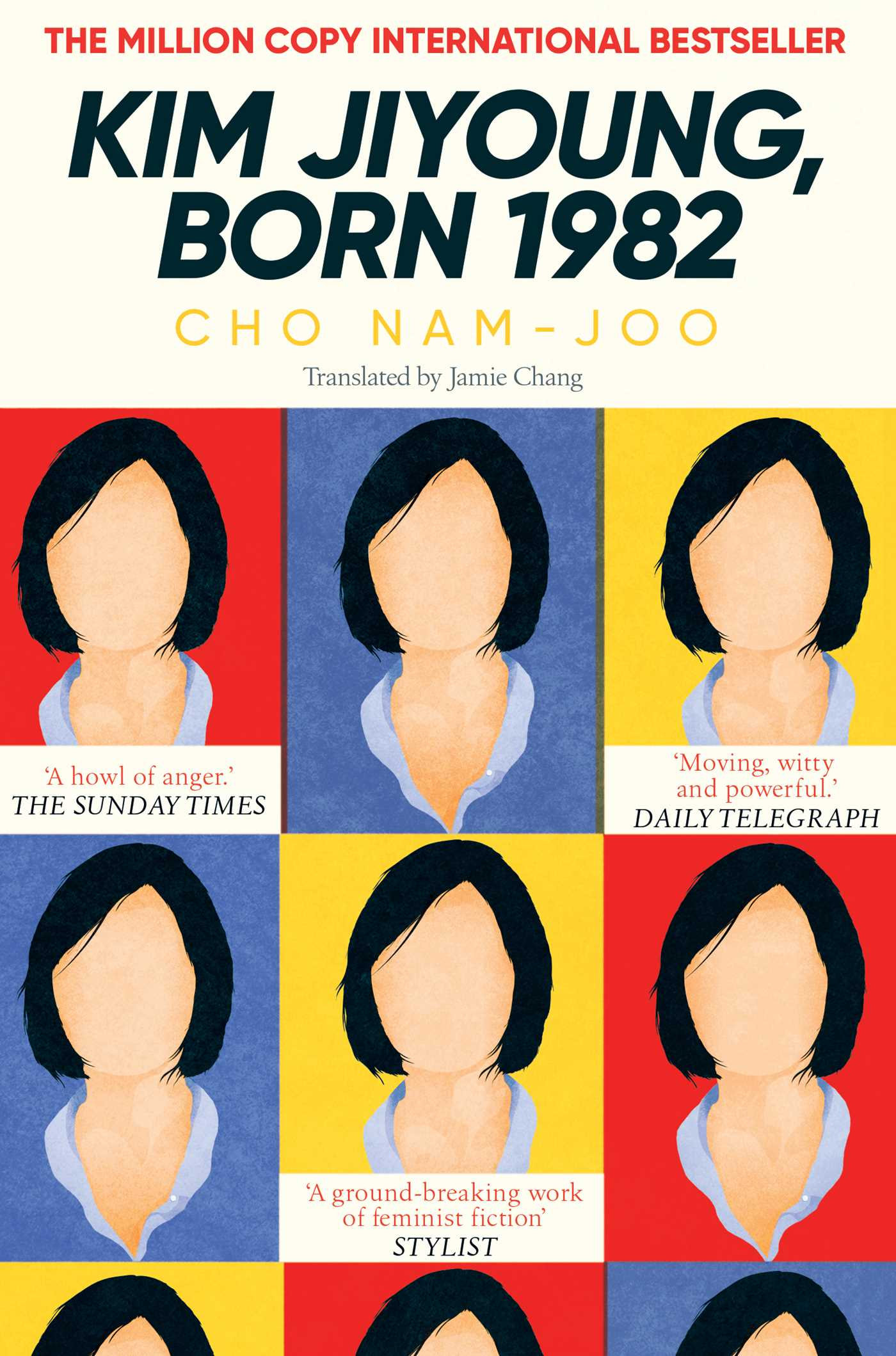 Kim Jiyoung, Born 1982 | Book by Cho Nam-Joo, Jamie Chang | Official  Publisher Page | Simon & Schuster UK