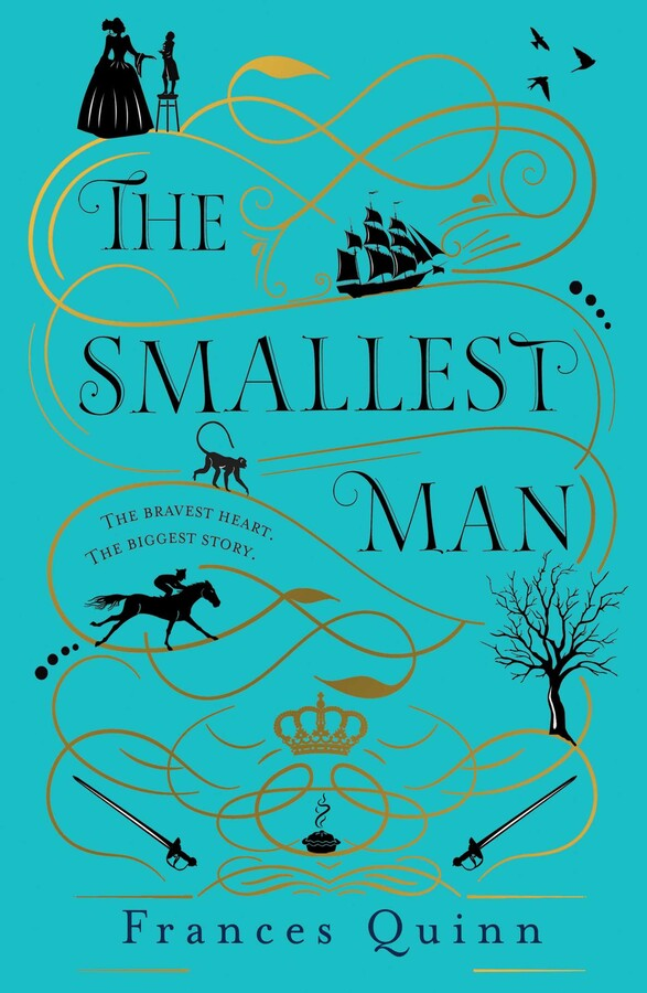 The Smallest Man | Book by Frances Quinn | Official Publisher Page | Simon  & Schuster UK