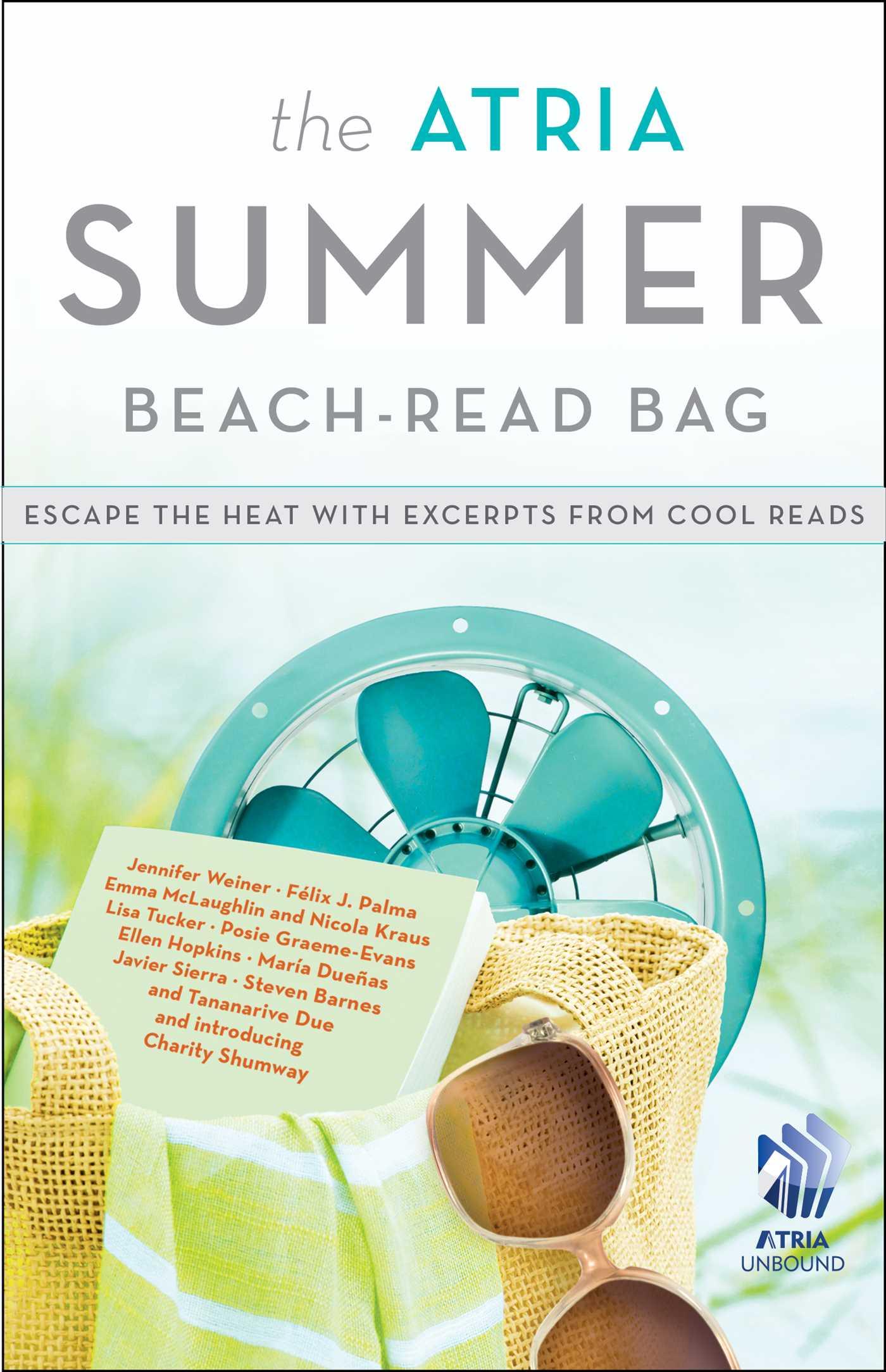 The atria summer 2012 beach read bag 9781476700045 hr