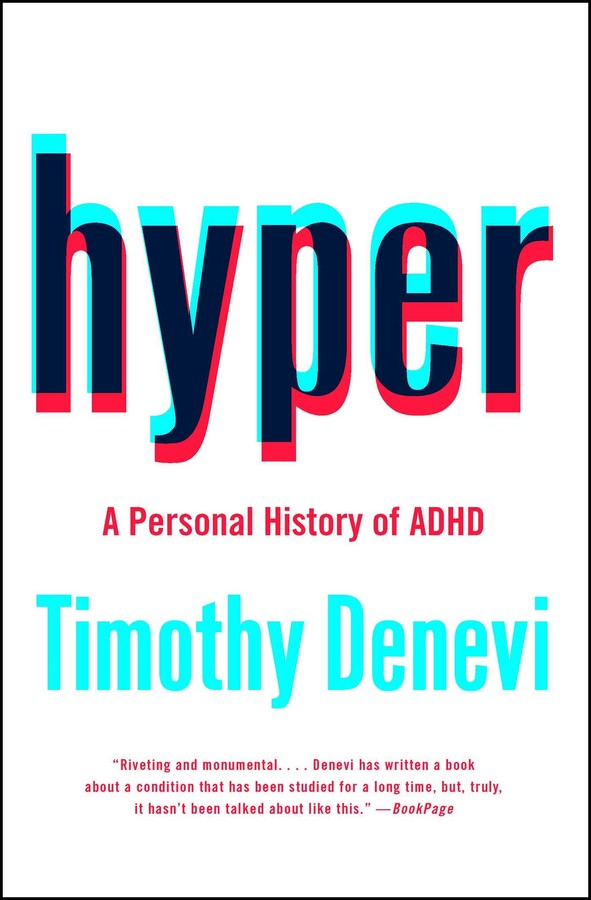 Hyper | Book by Timothy Denevi | Official Publisher Page