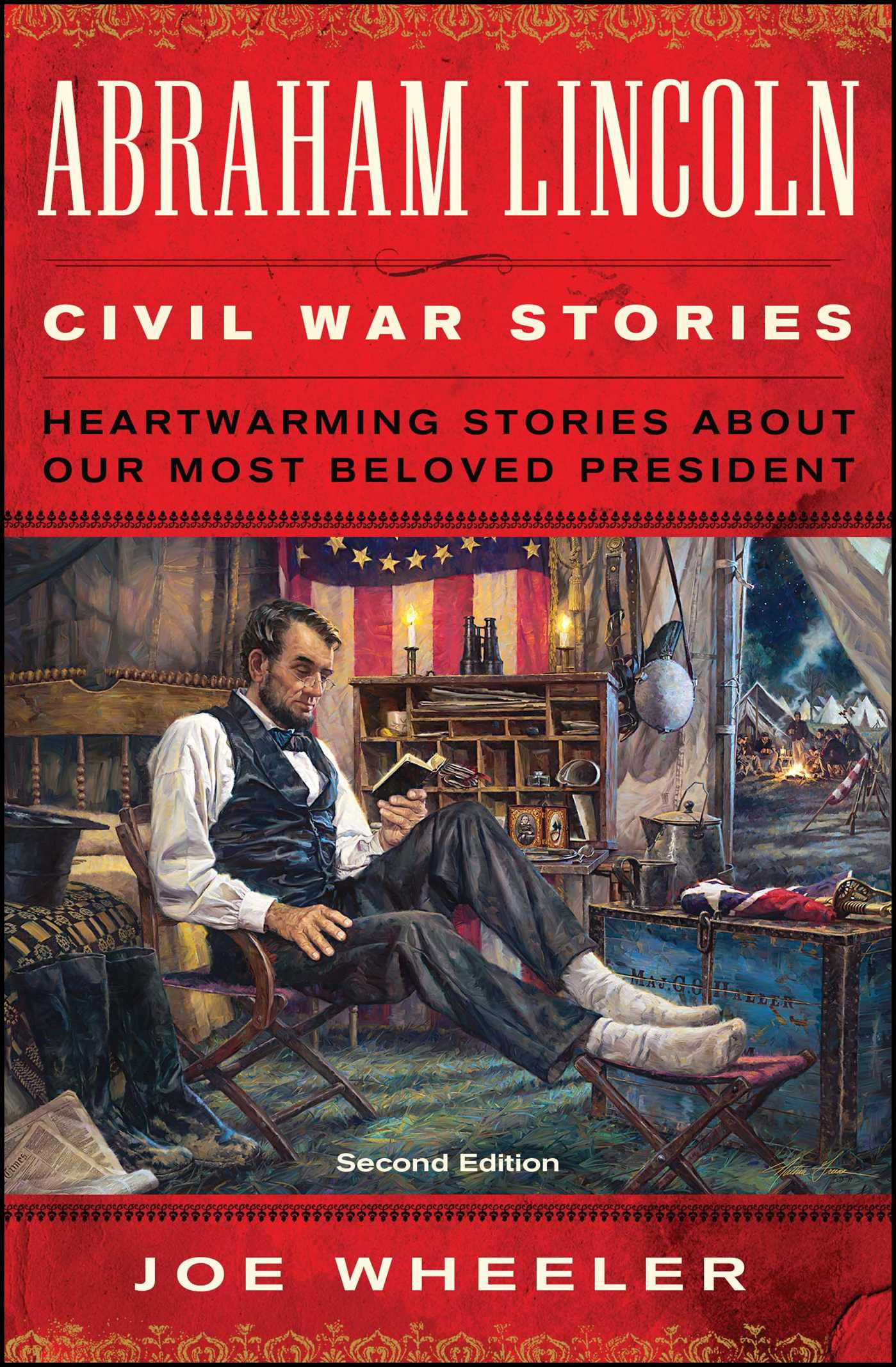 Abraham lincoln civil war stories second edition 9781476702902 hr