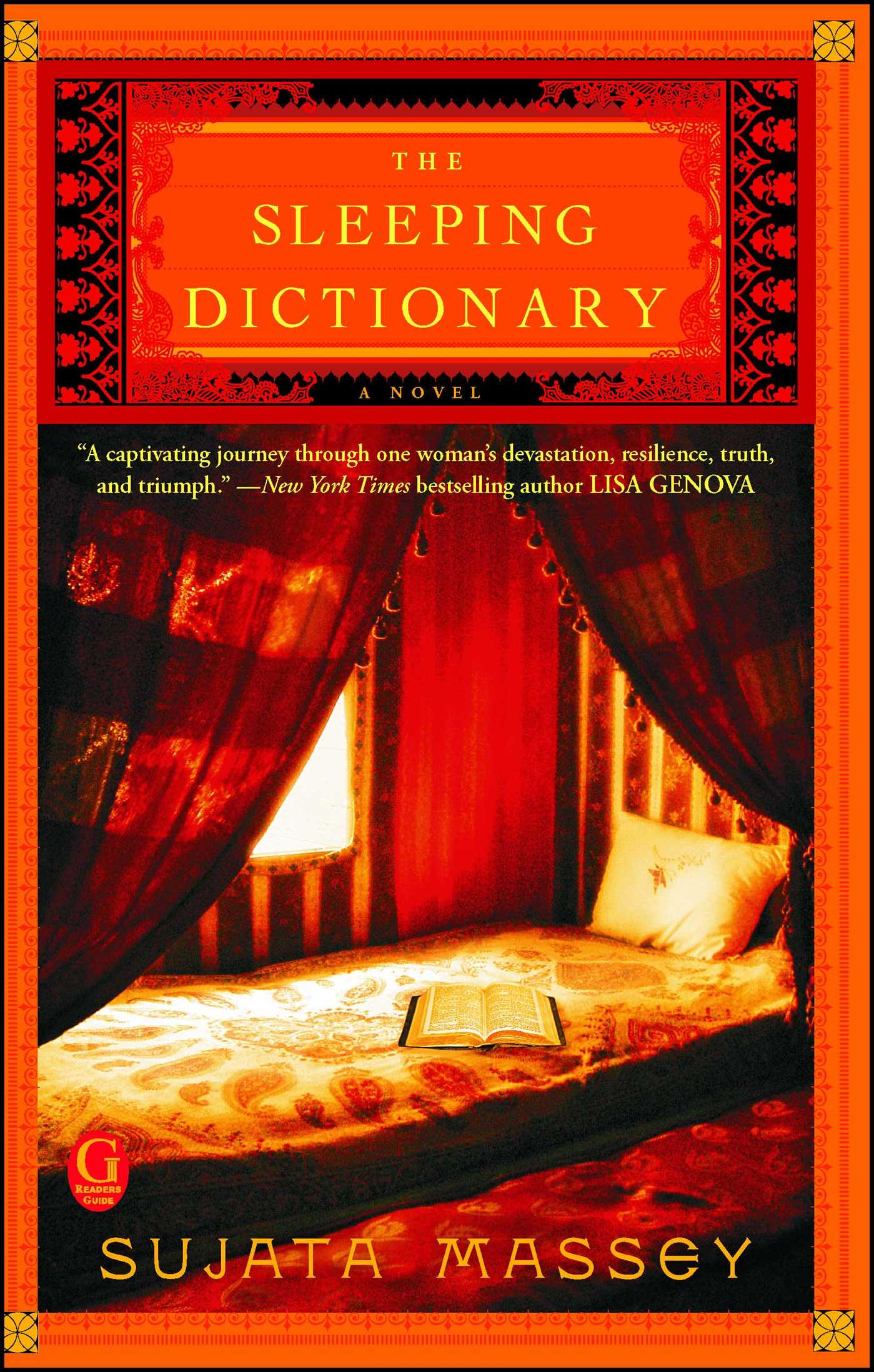 The sleeping dictionary 9781476703251 hr