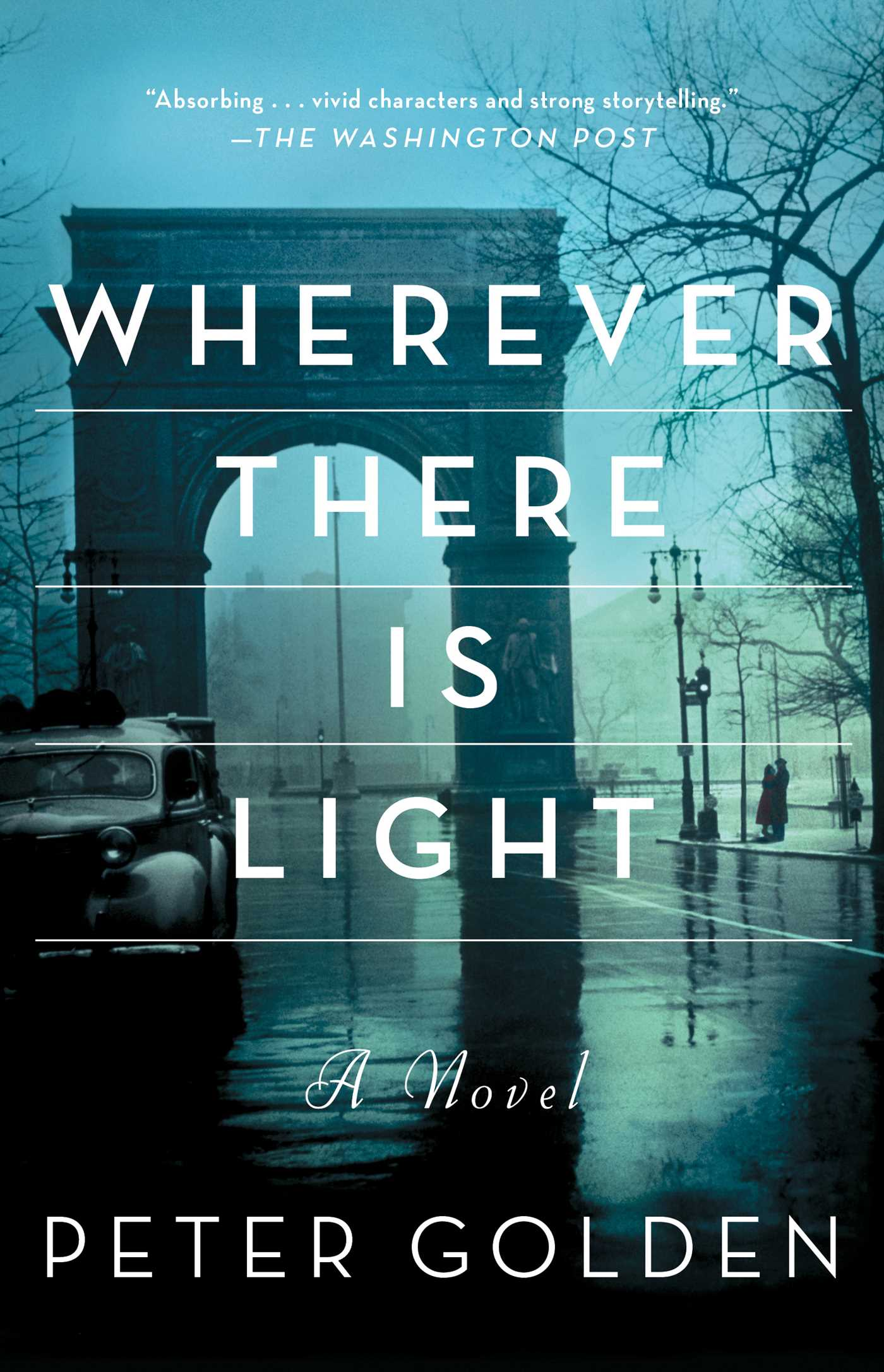 Wherever there is light 9781476705613 hr