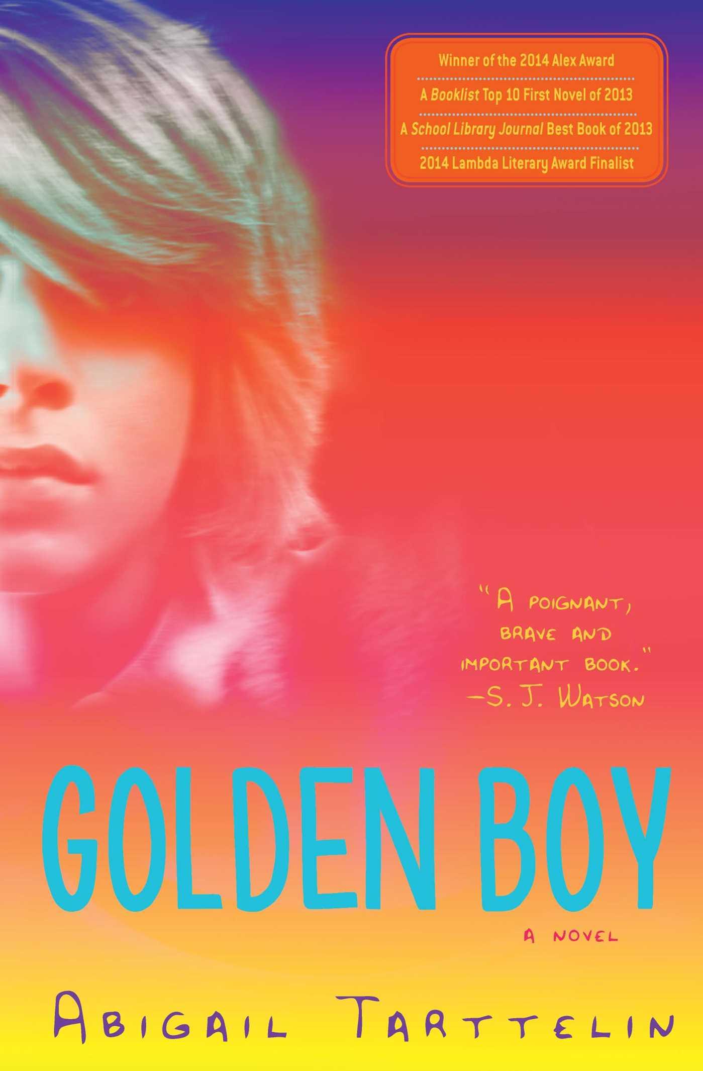 Golden boy 9781476705811 hr