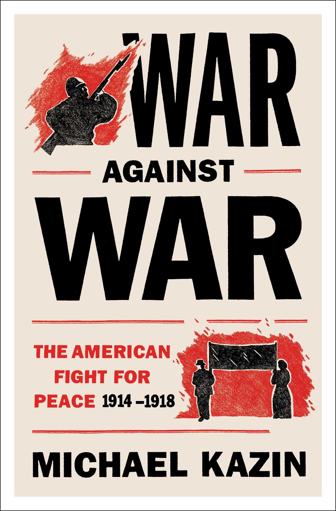War against war 9781476705903 hr