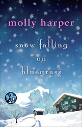 Snow Falling on Bluegrass book cover