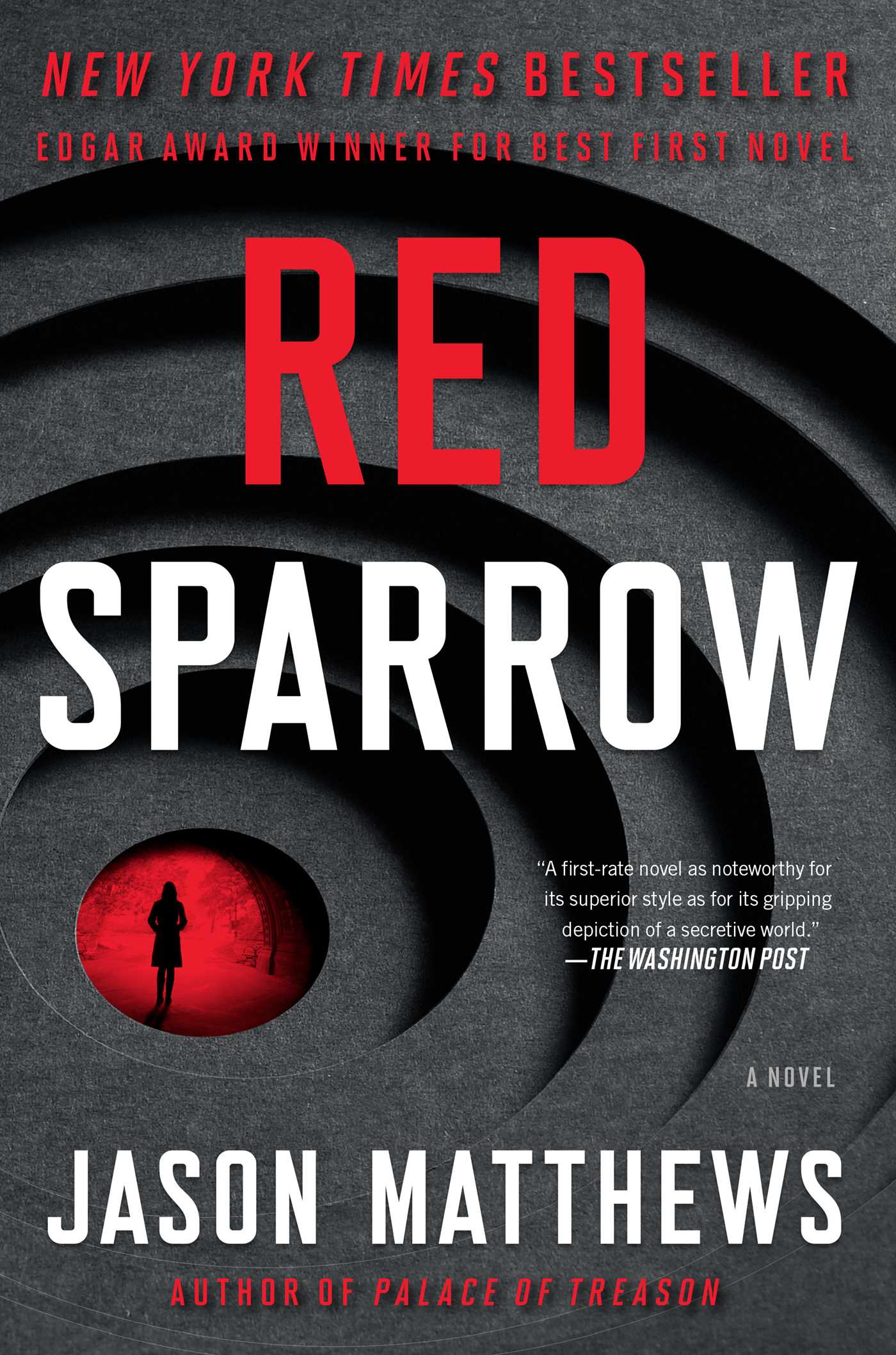 Red sparrow 9781476706122 hr