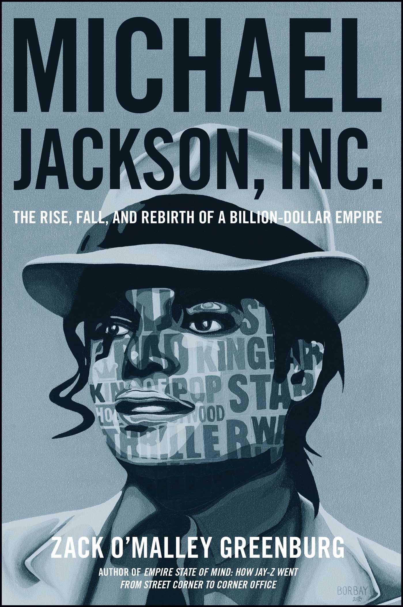 Michael jackson inc 9781476706375 hr