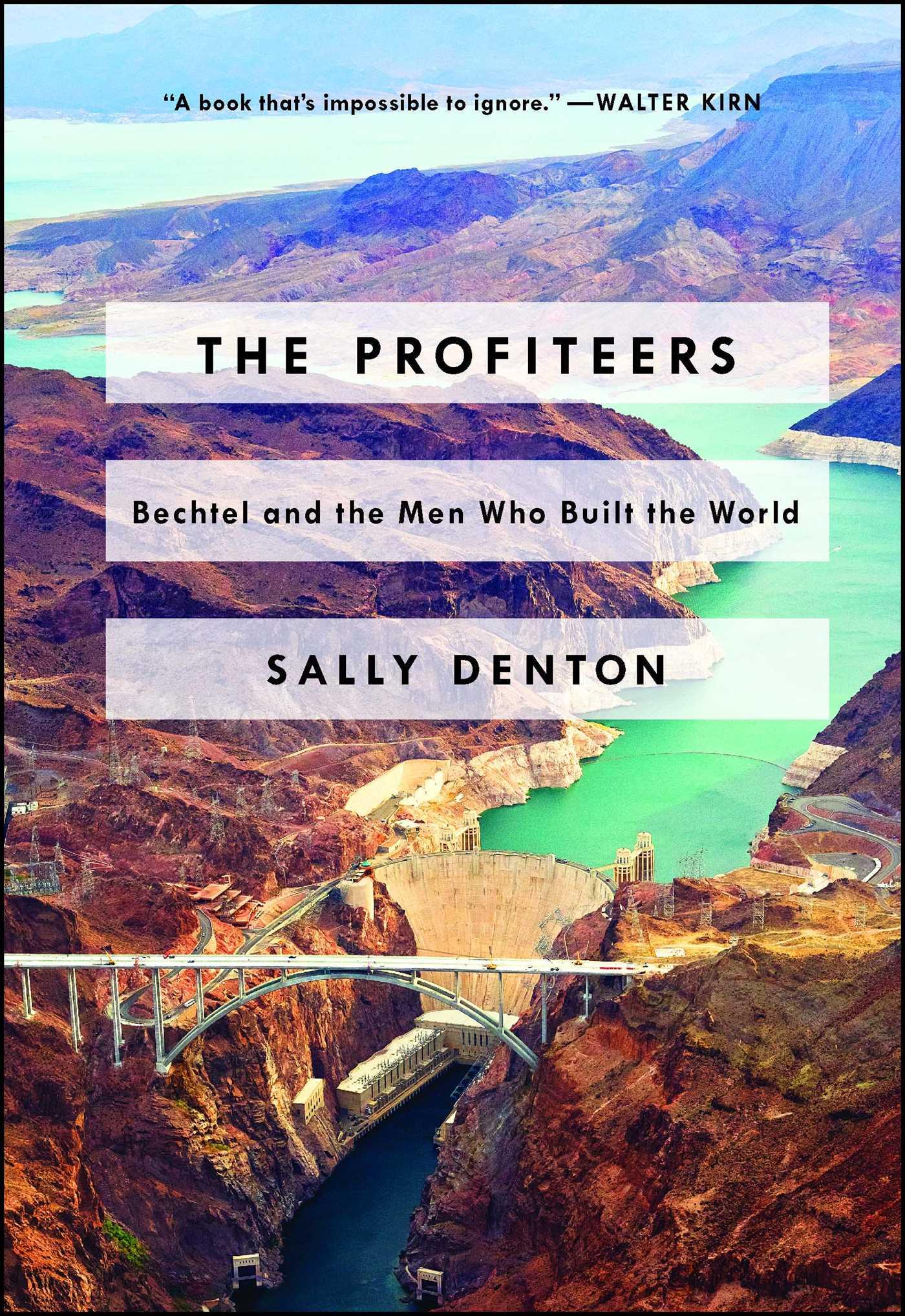 The profiteers 9781476706474 hr