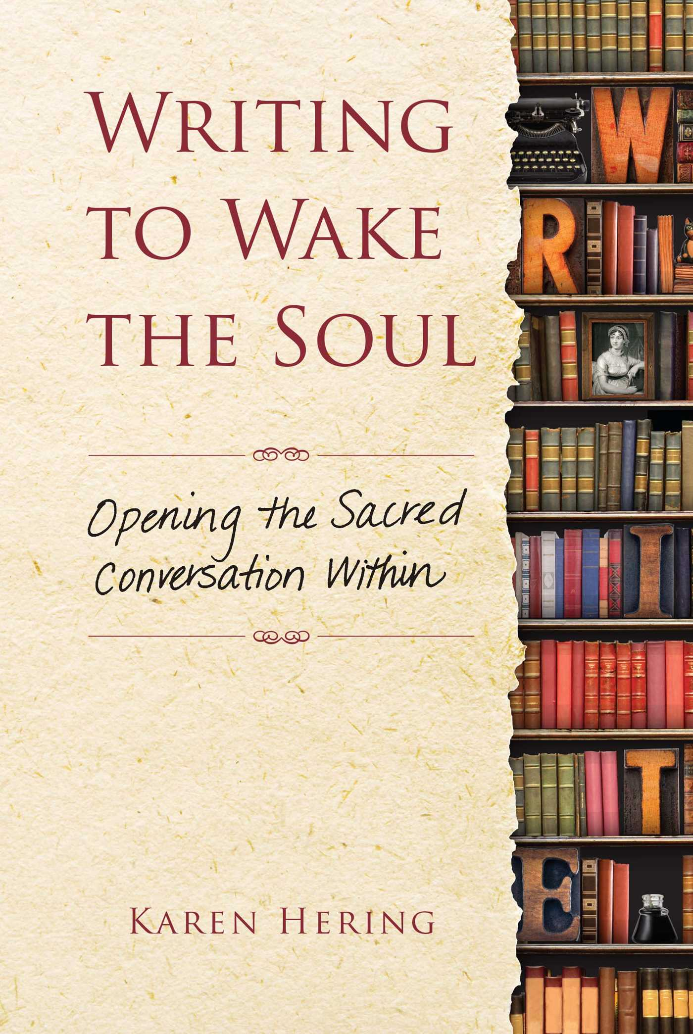 Writing to wake the soul 9781476706610 hr