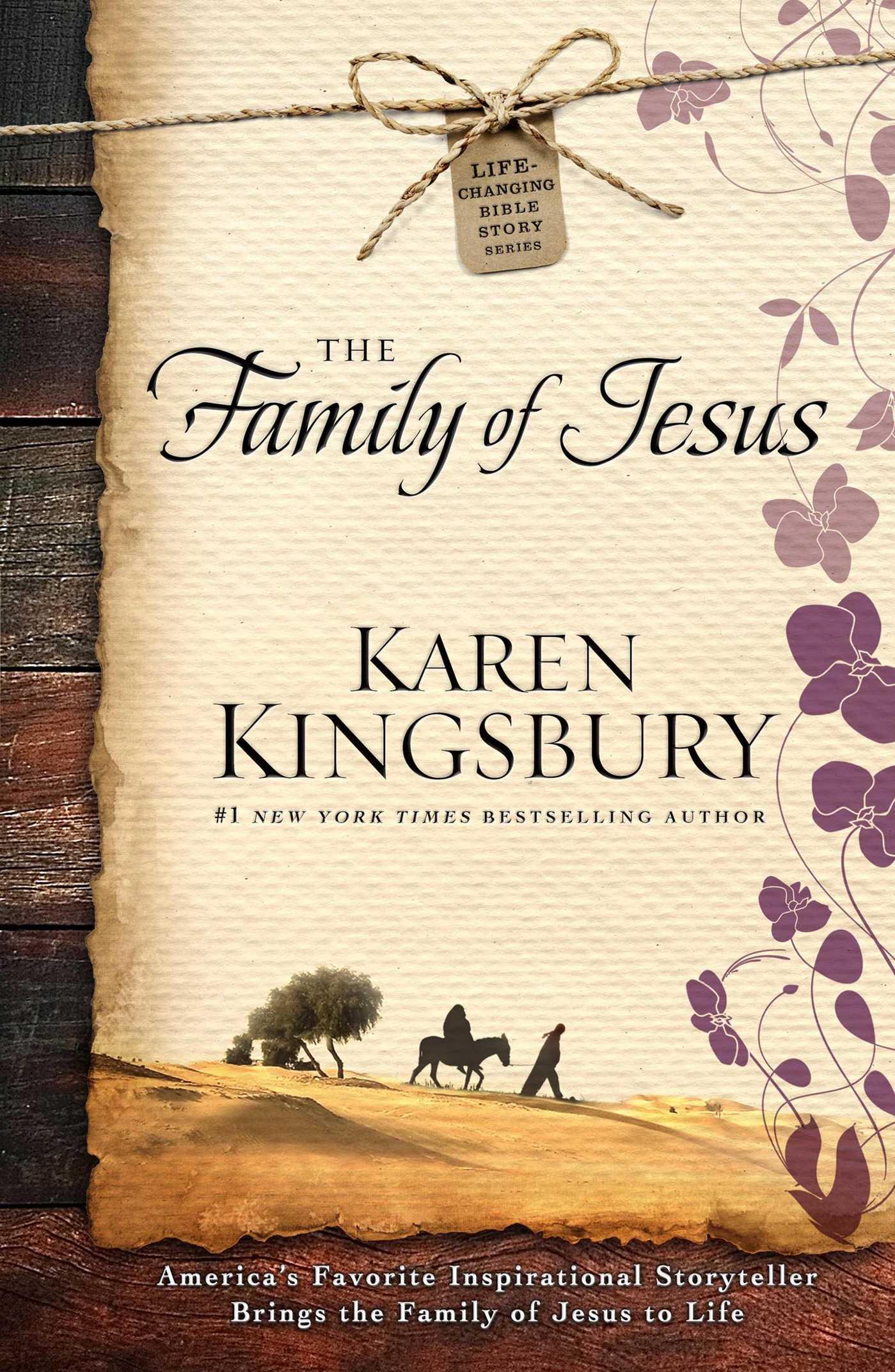 The family of jesus 9781476707457 hr