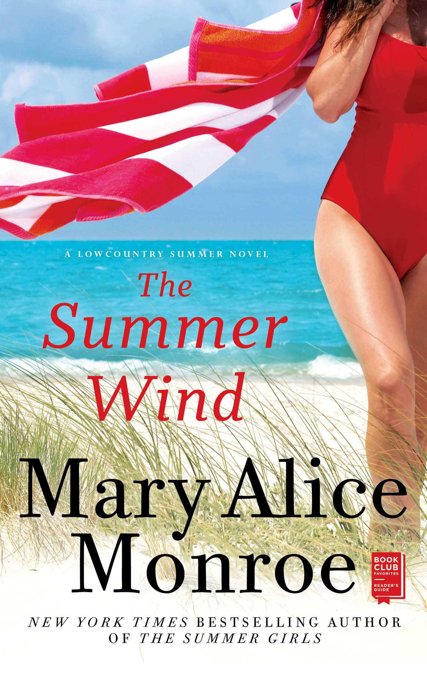 The Summer Wind | Book by Mary Alice Monroe | Official