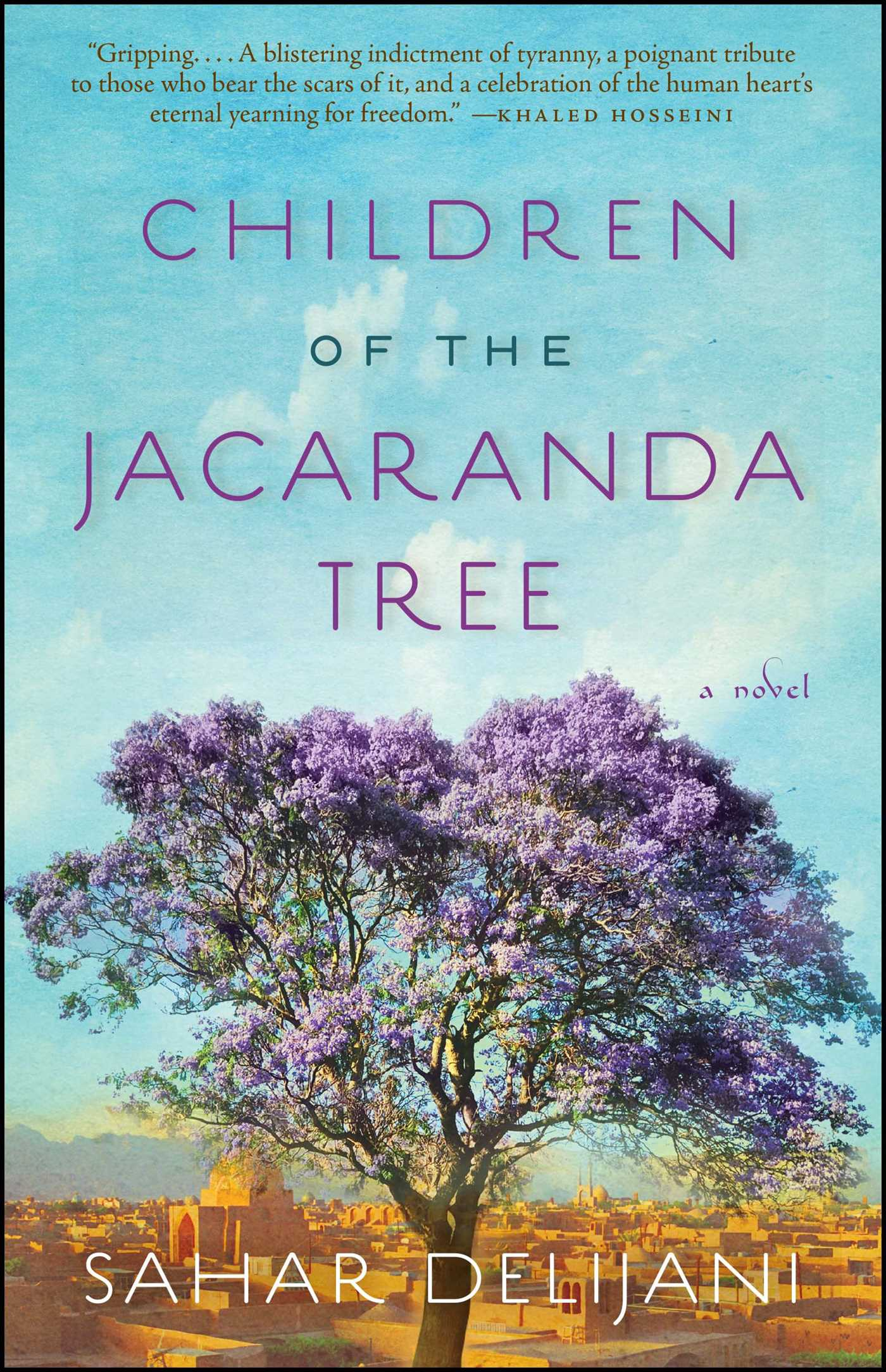 Children of the jacaranda tree 9781476709116 hr
