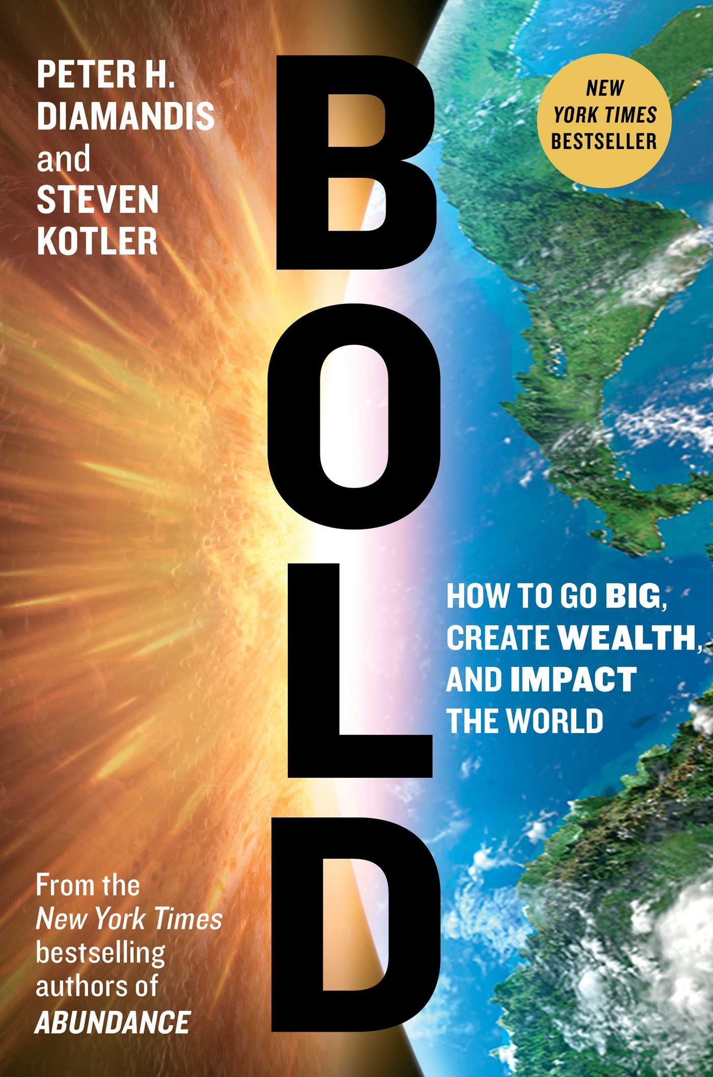 Book By Peter H. Diamandis, Steven Kotler