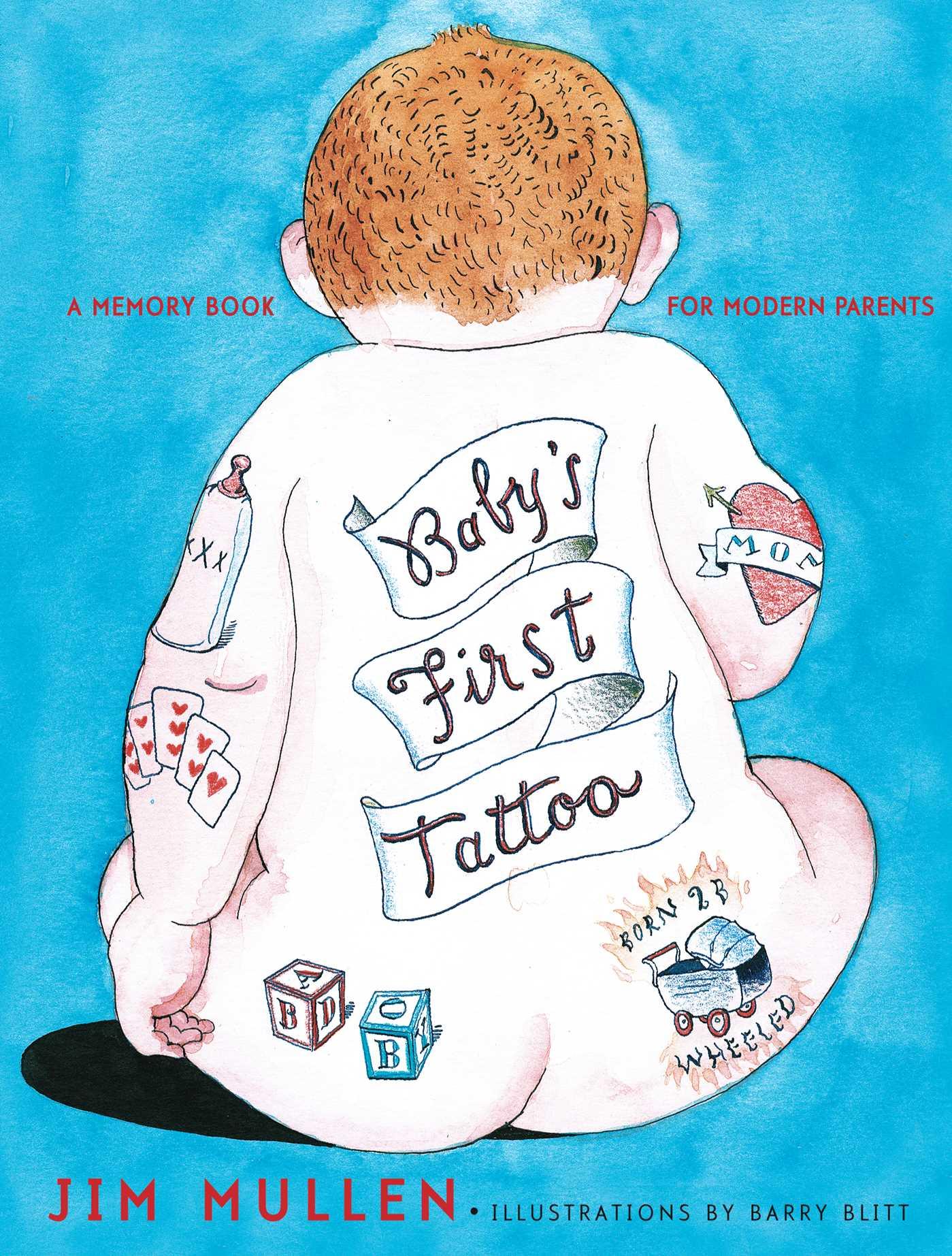 Babys first tattoo 9781476709611 hr