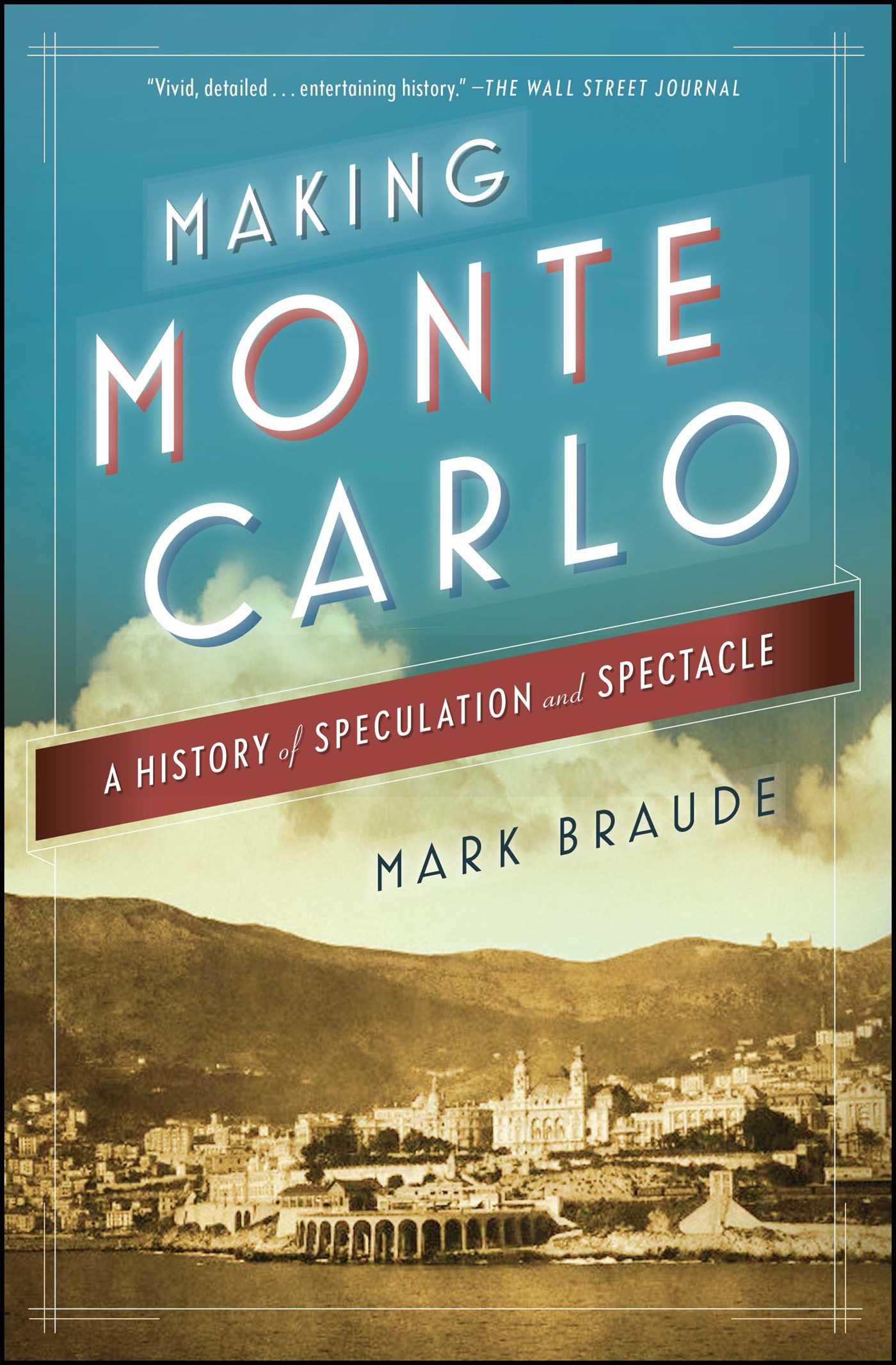 Making monte carlo 9781476709703 hr