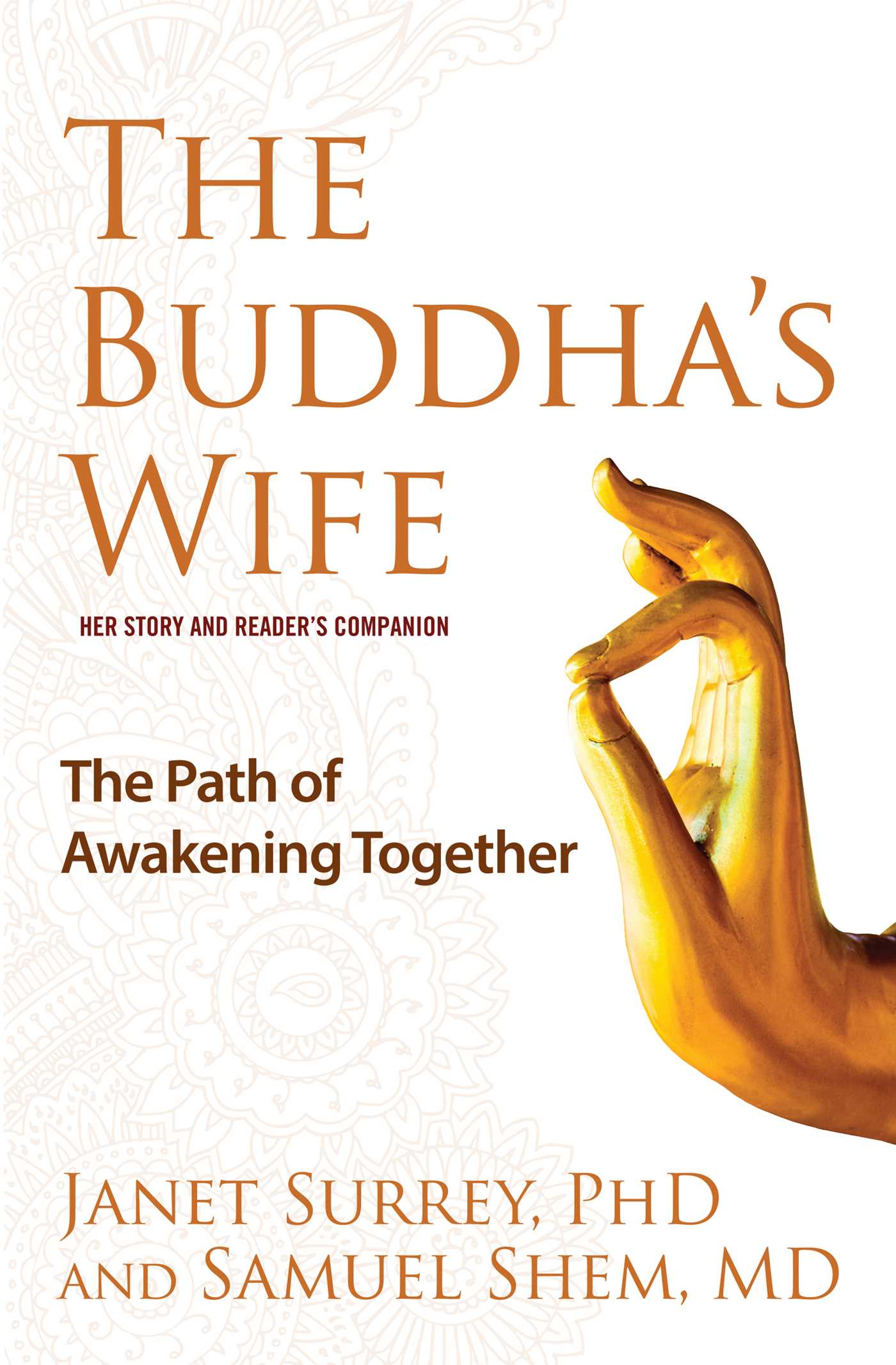 The buddhas wife 9781476710198 hr