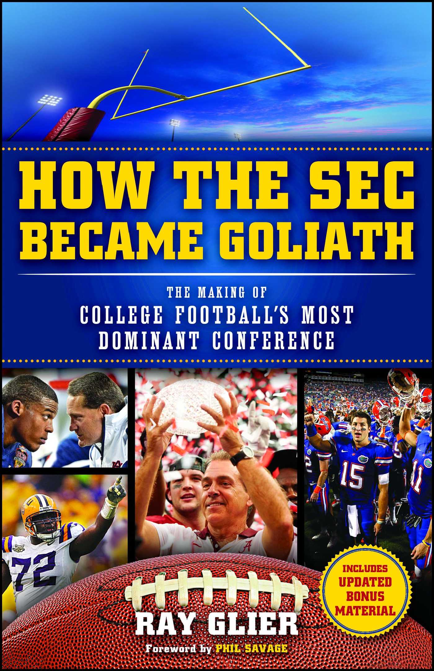 How the sec became goliath book by ray glier phil savage how the sec became goliath 9781476710303 hr fandeluxe Image collections