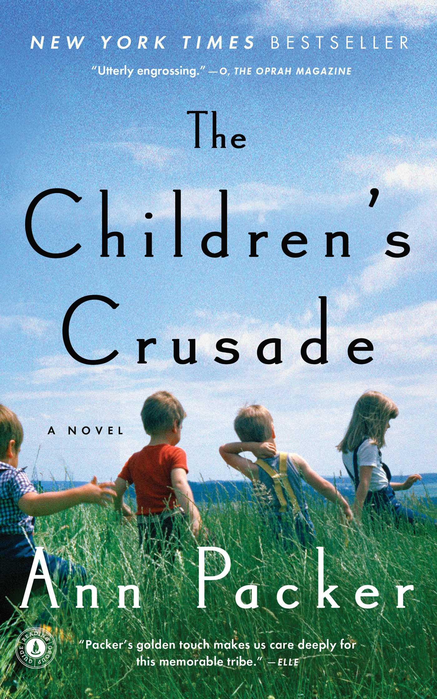 The childrens crusade 9781476710464 hr
