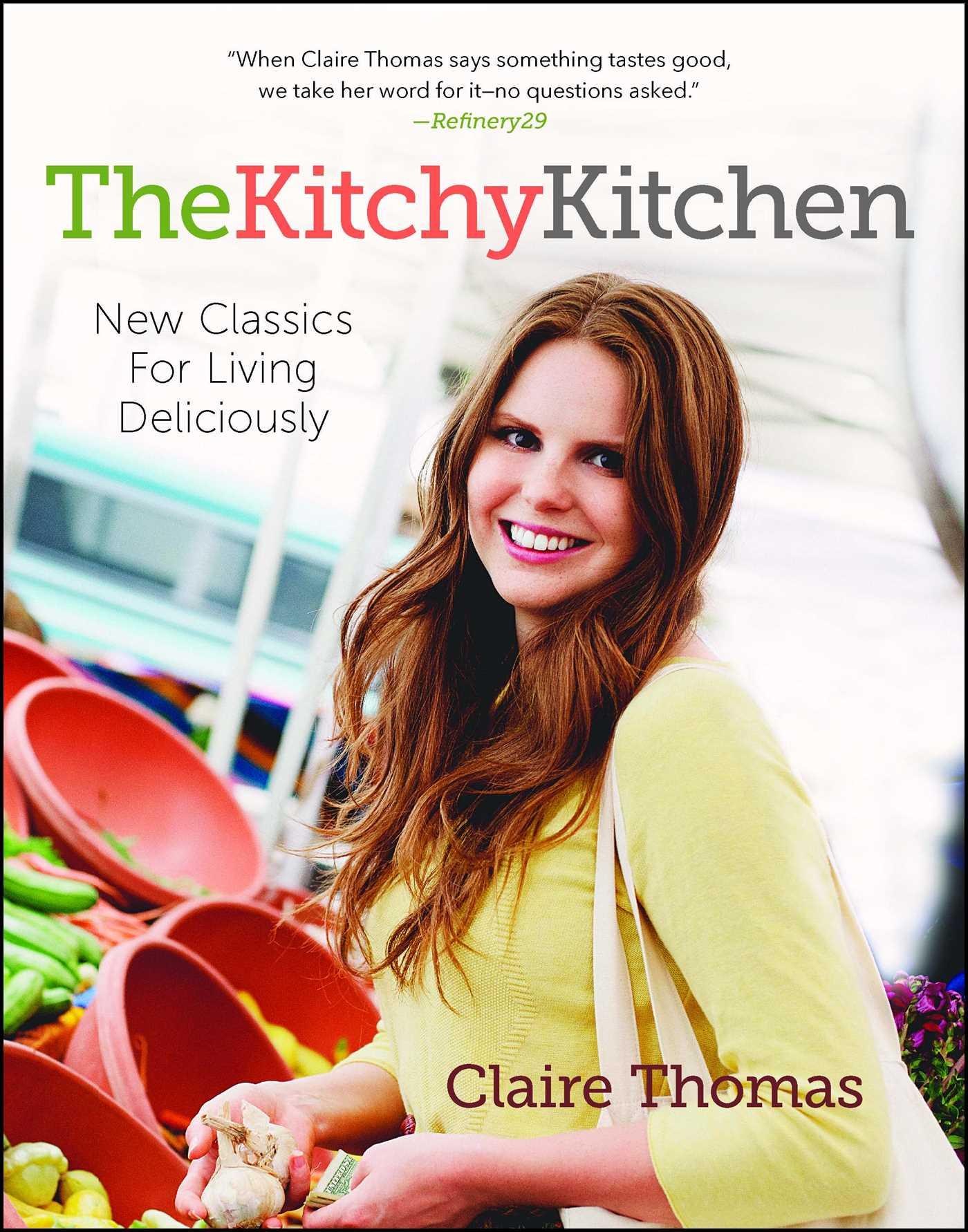 The kitchy kitchen 9781476710754 hr