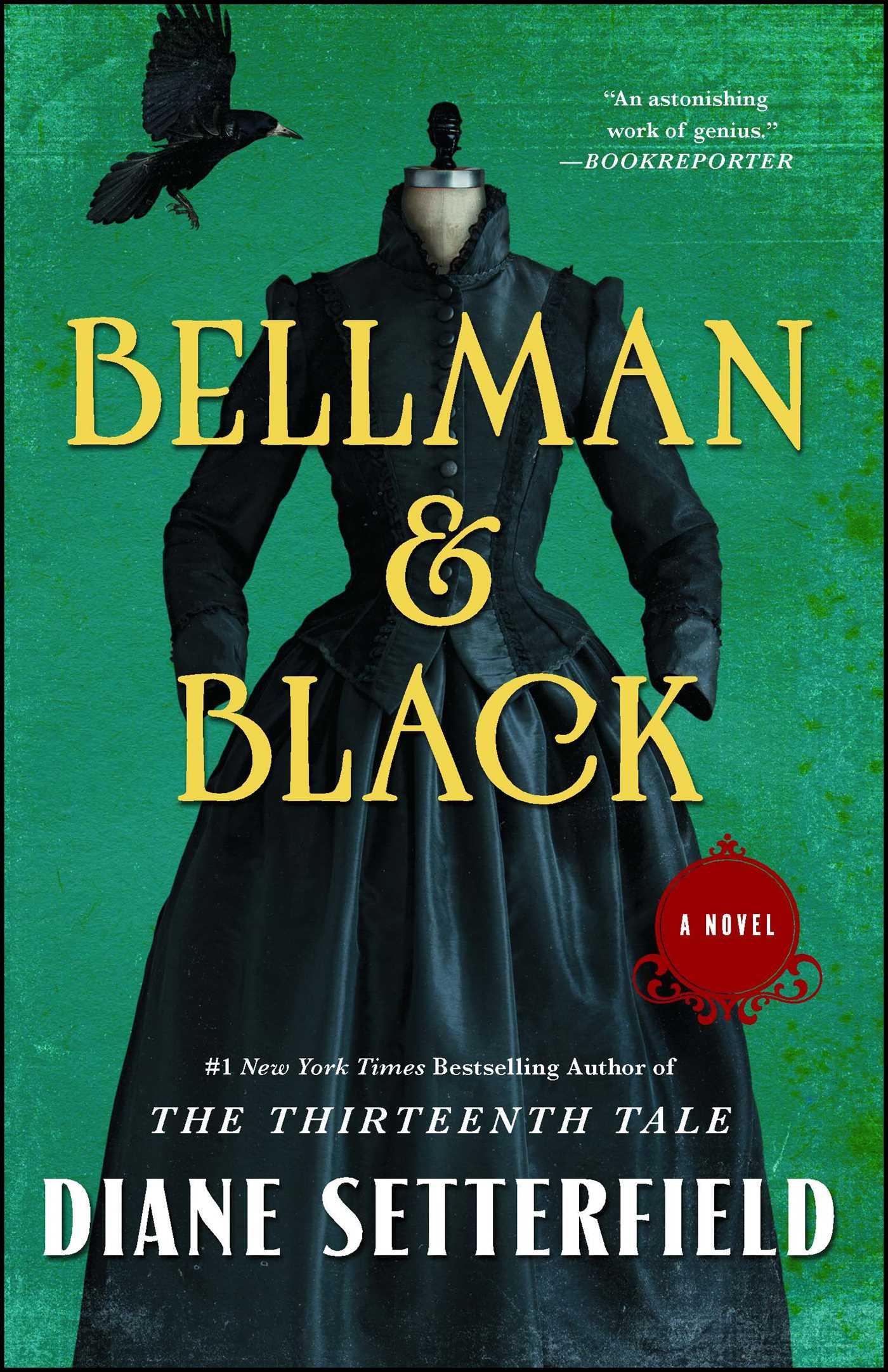 Bellman black 9781476711997 hr