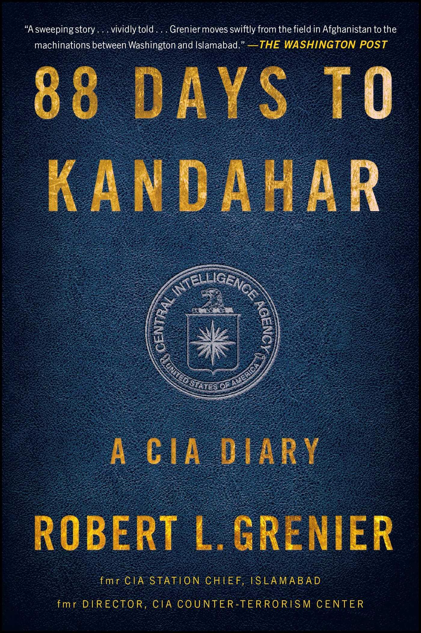 88 days to kandahar 9781476712086 hr
