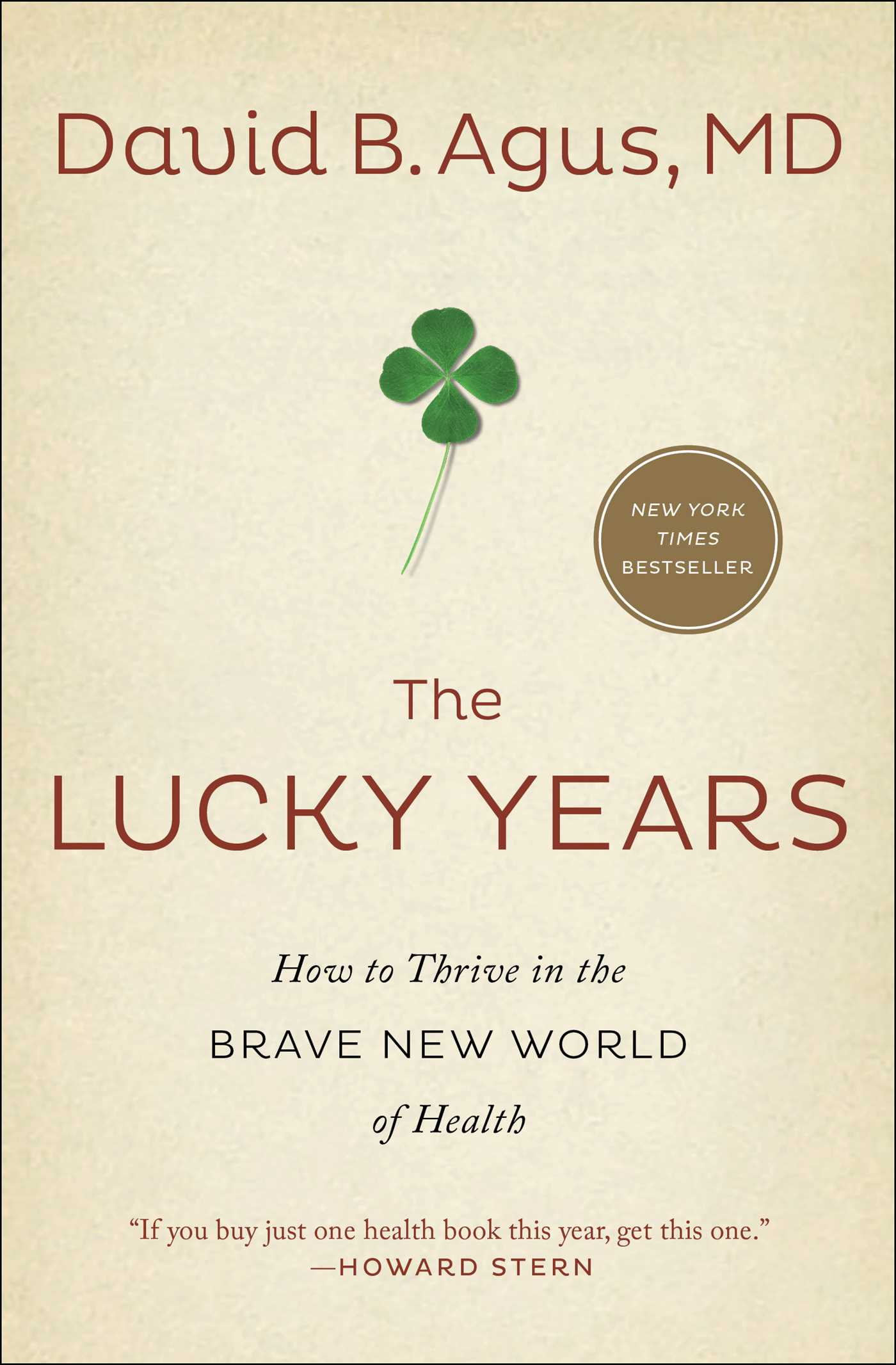 The lucky years 9781476712116 hr