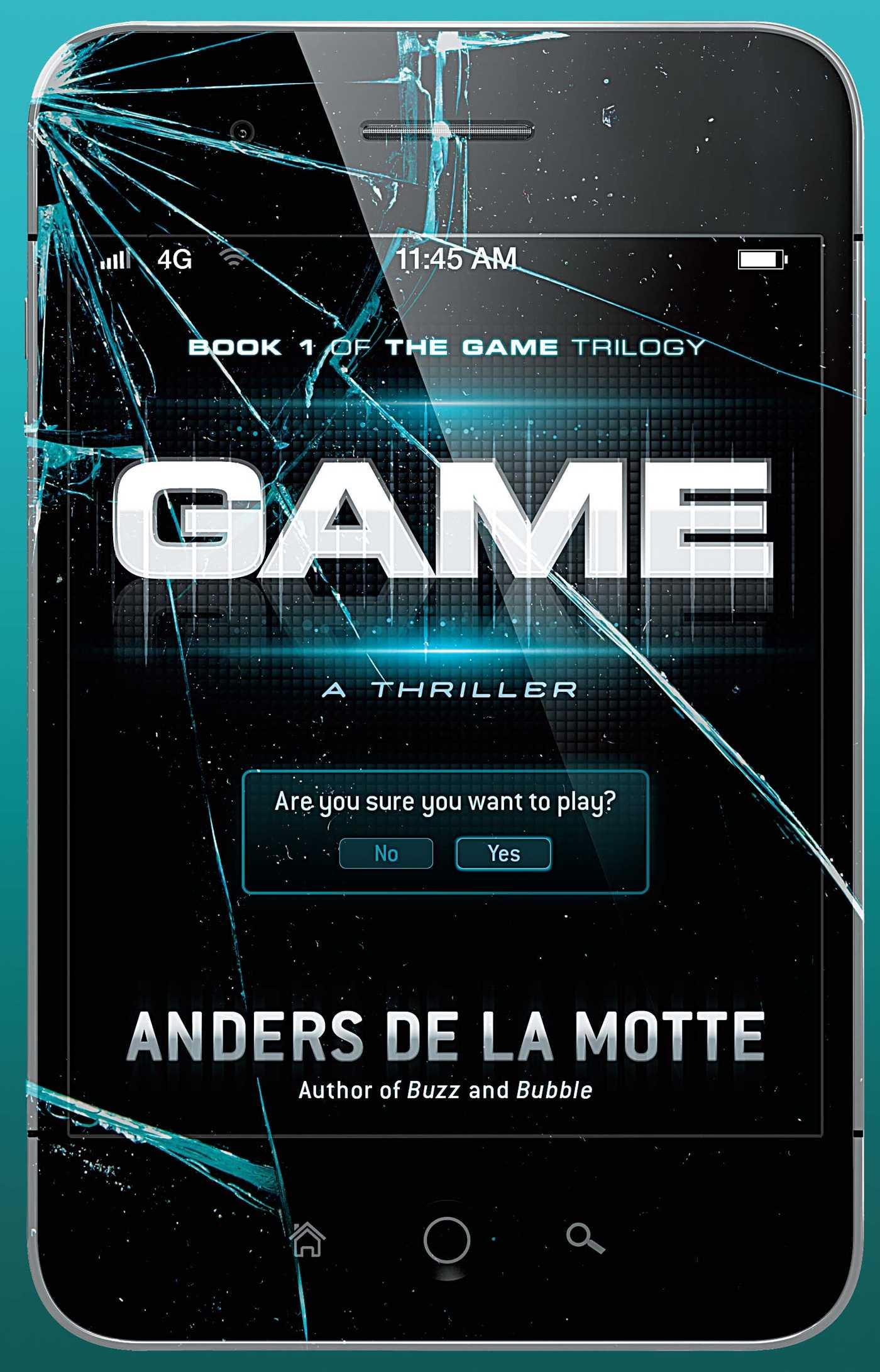 Game 9781476712901 hr
