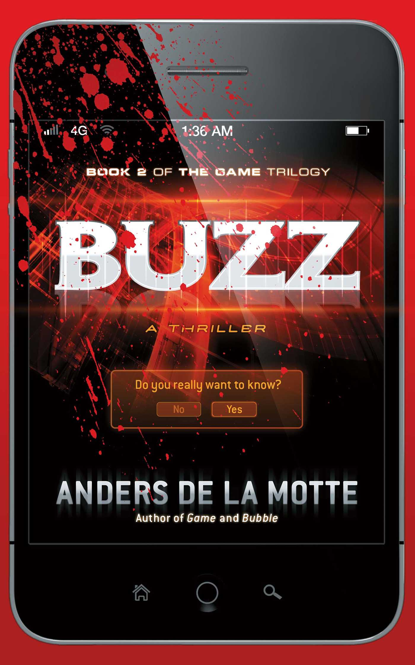 Buzz 9781476712918 hr