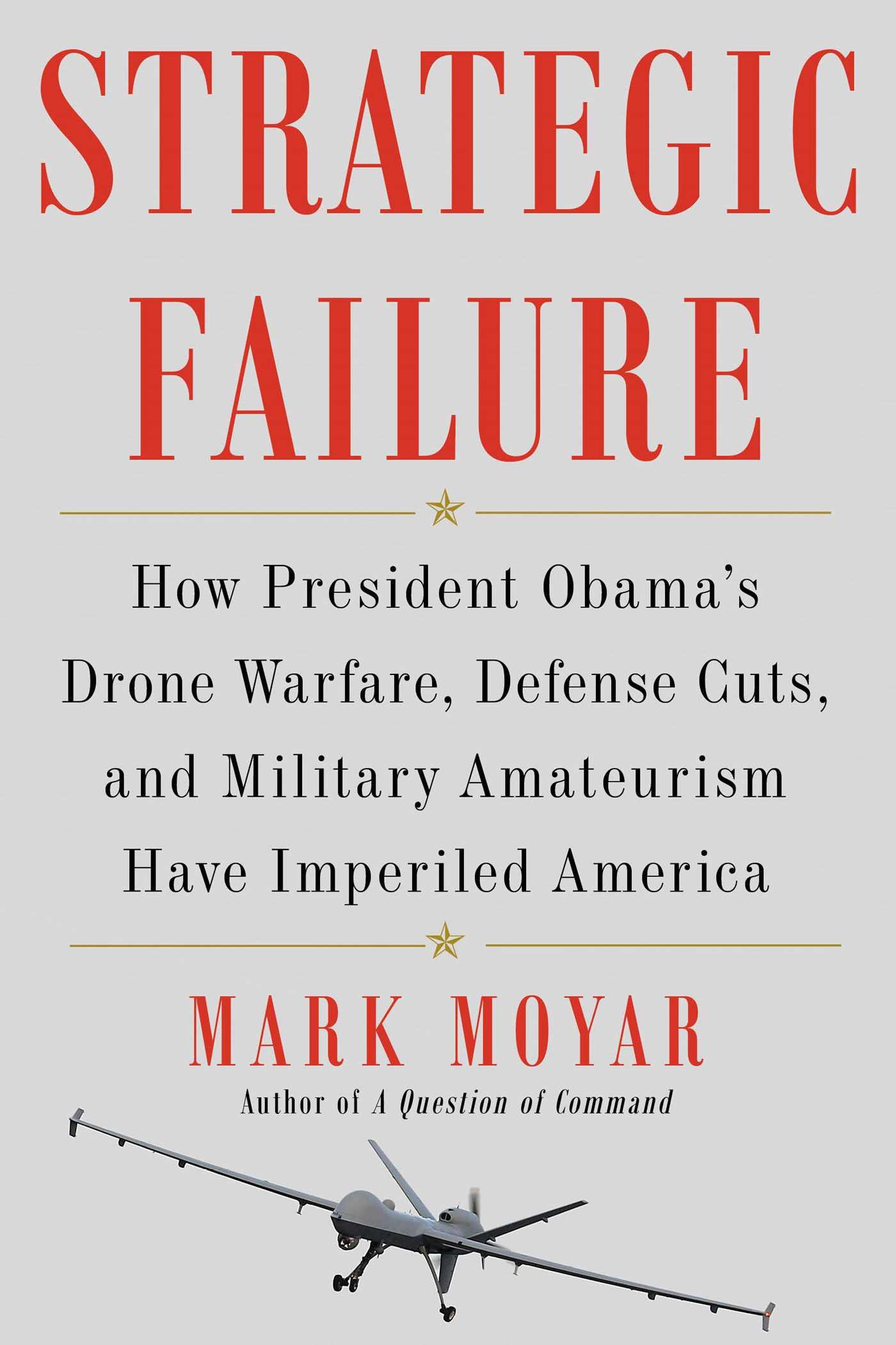 Strategic failure 9781476713243 hr