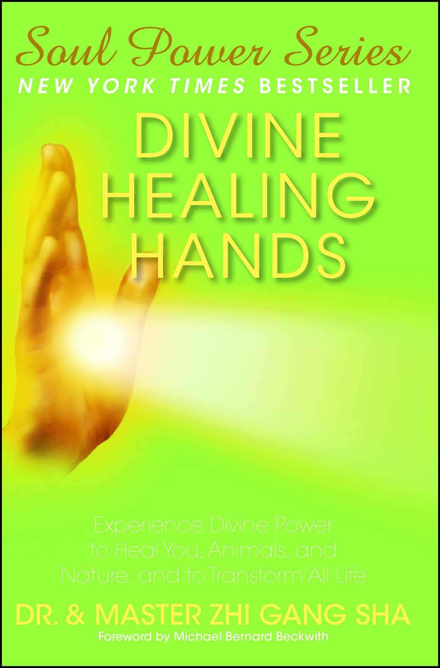 Divine healing hands 9781476714431 hr