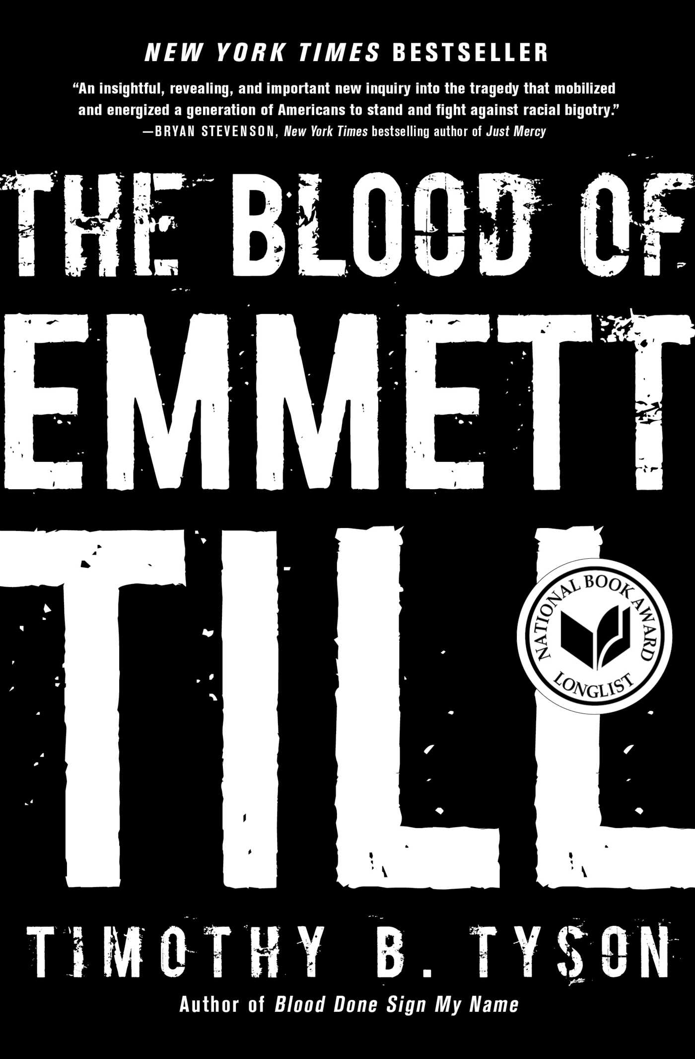 The blood of emmett till 9781476714868 hr