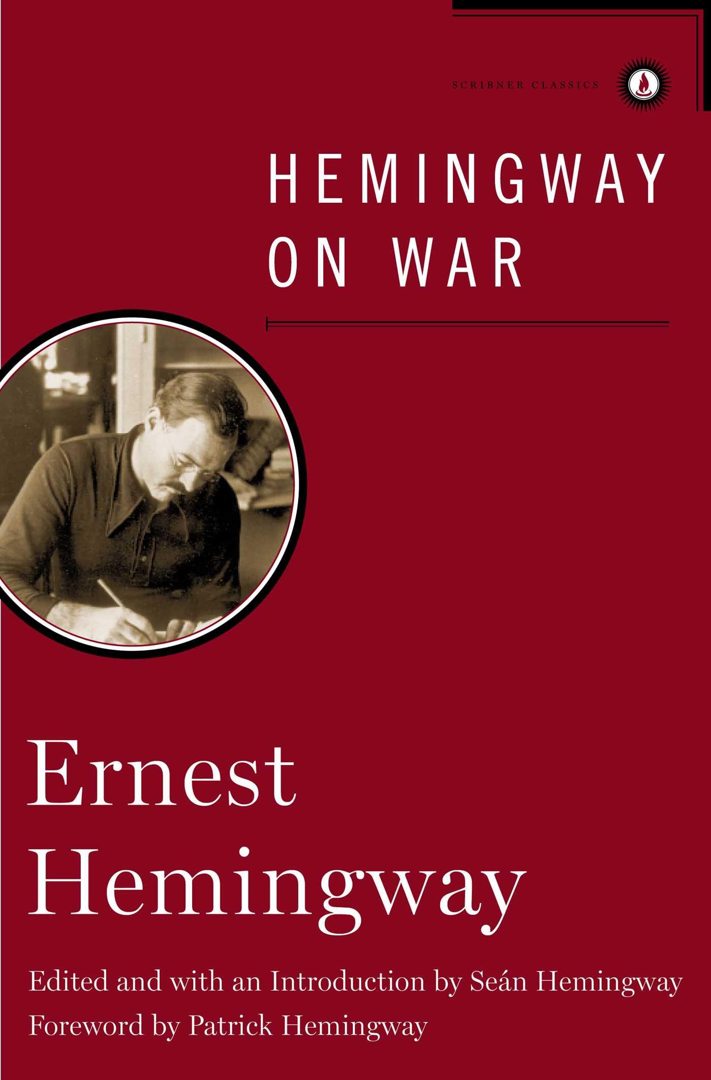 Hemingway on war 9781476716046 hr