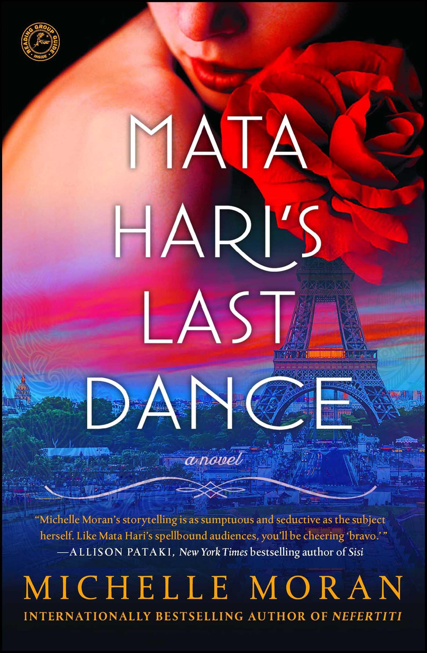Mata haris last dance 9781476716381 hr