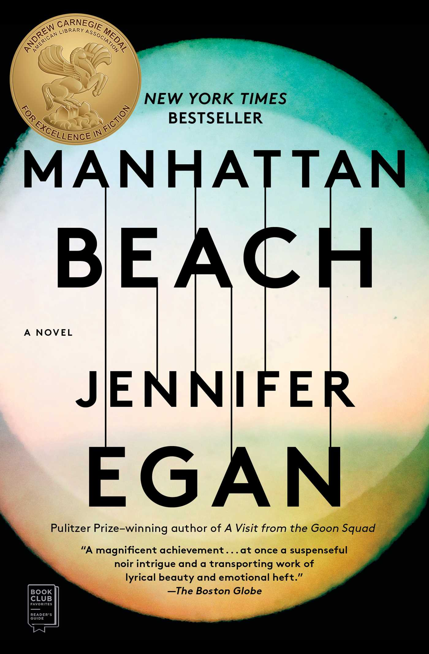 Manhattan Beach | Book by Jennifer Egan | Official Publisher Page