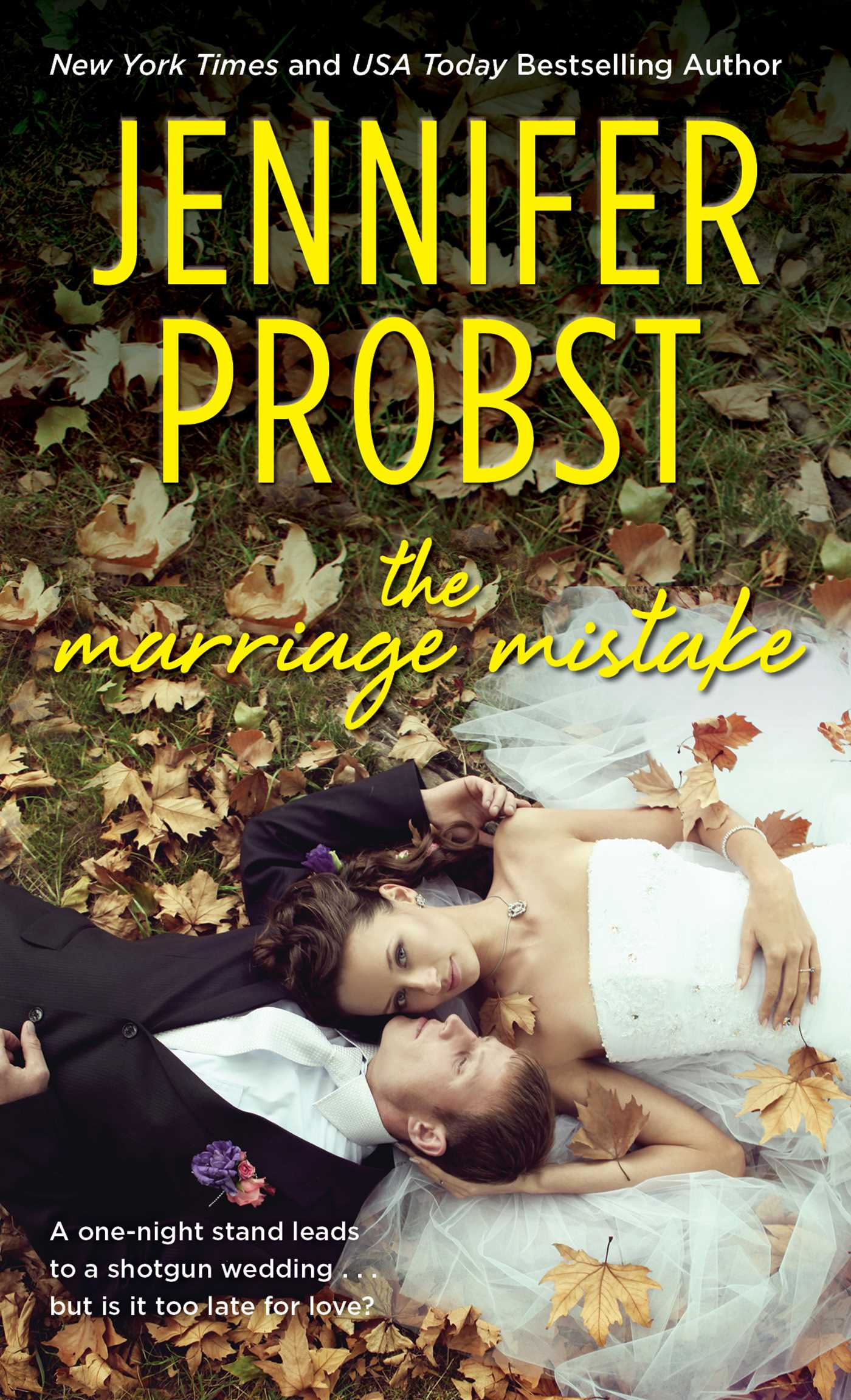 The Marriage Mistake book cover
