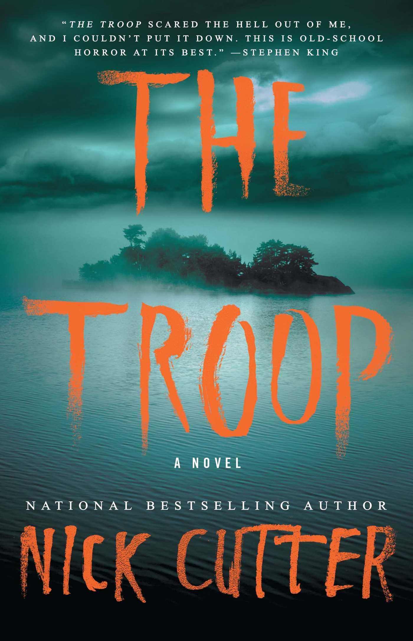 The troop 9781476717753 hr