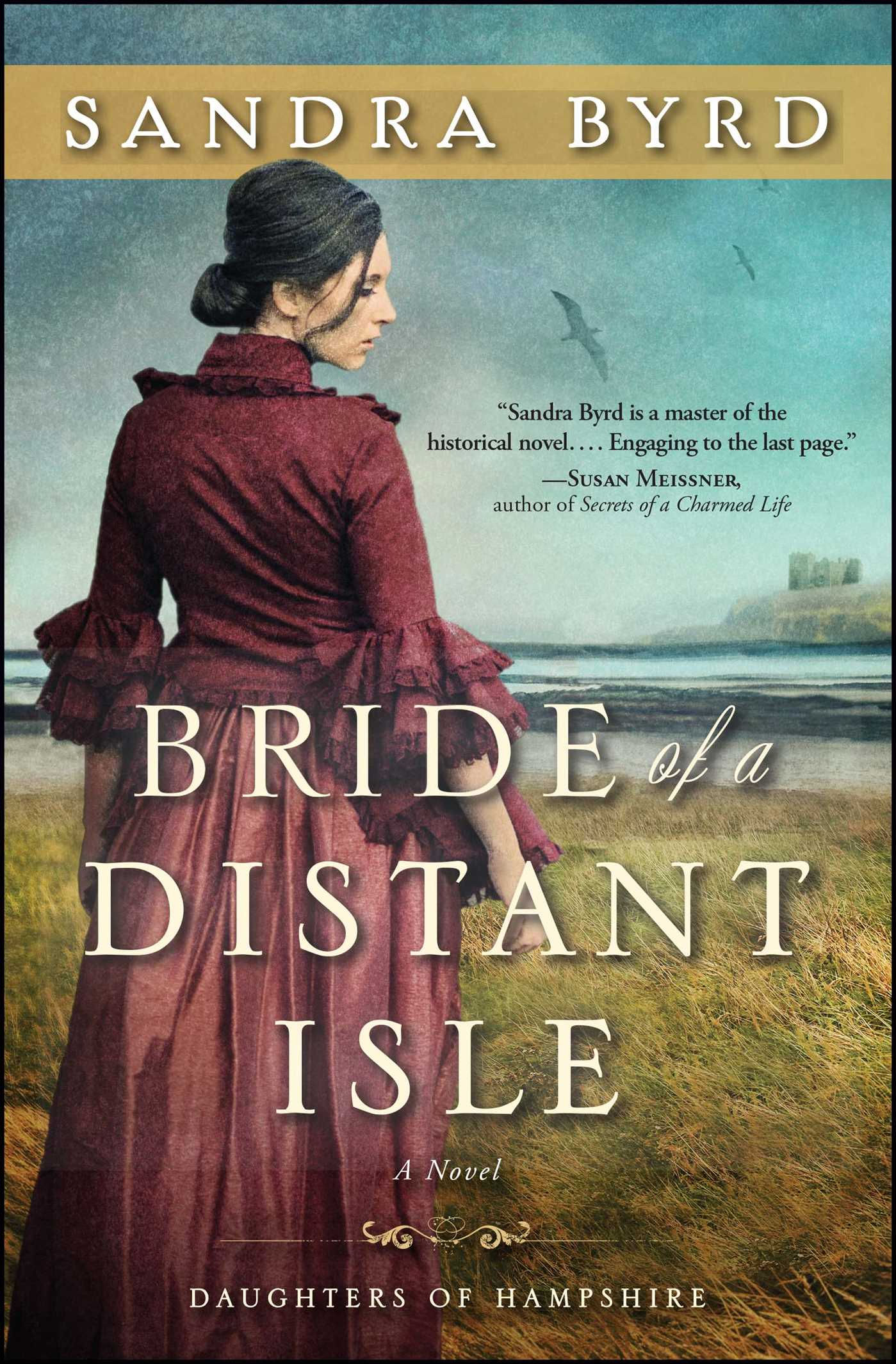 Bride of a distant isle 9781476717890 hr