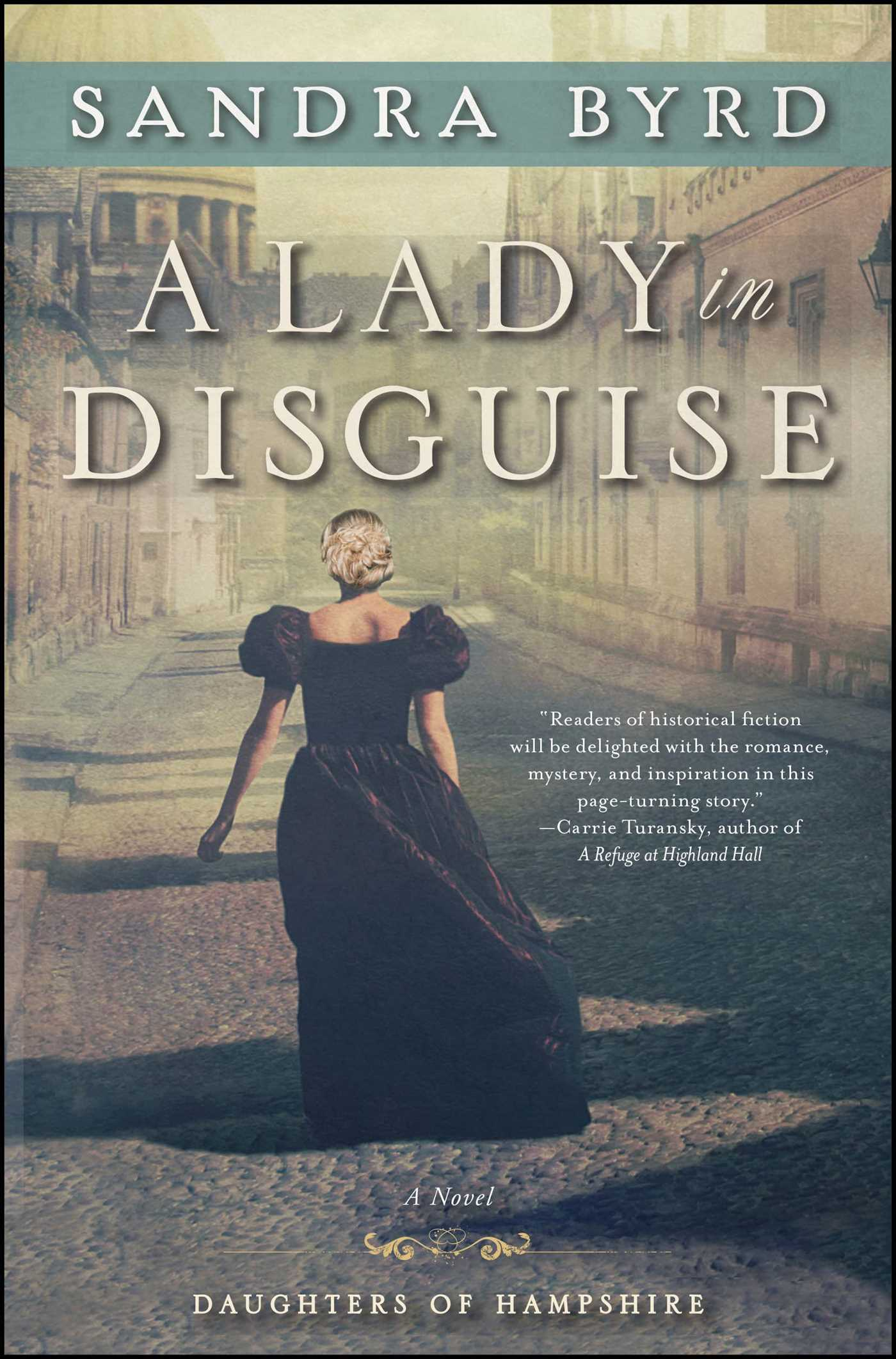 A lady in disguise 9781476717937 hr